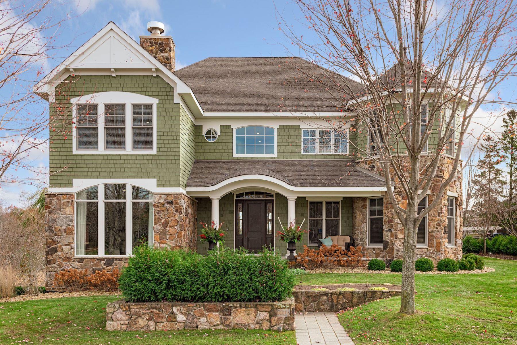 Single Family Homes 为 销售 在 2223 Portico Green 米妮唐卡, 明尼苏达州 55391 美国