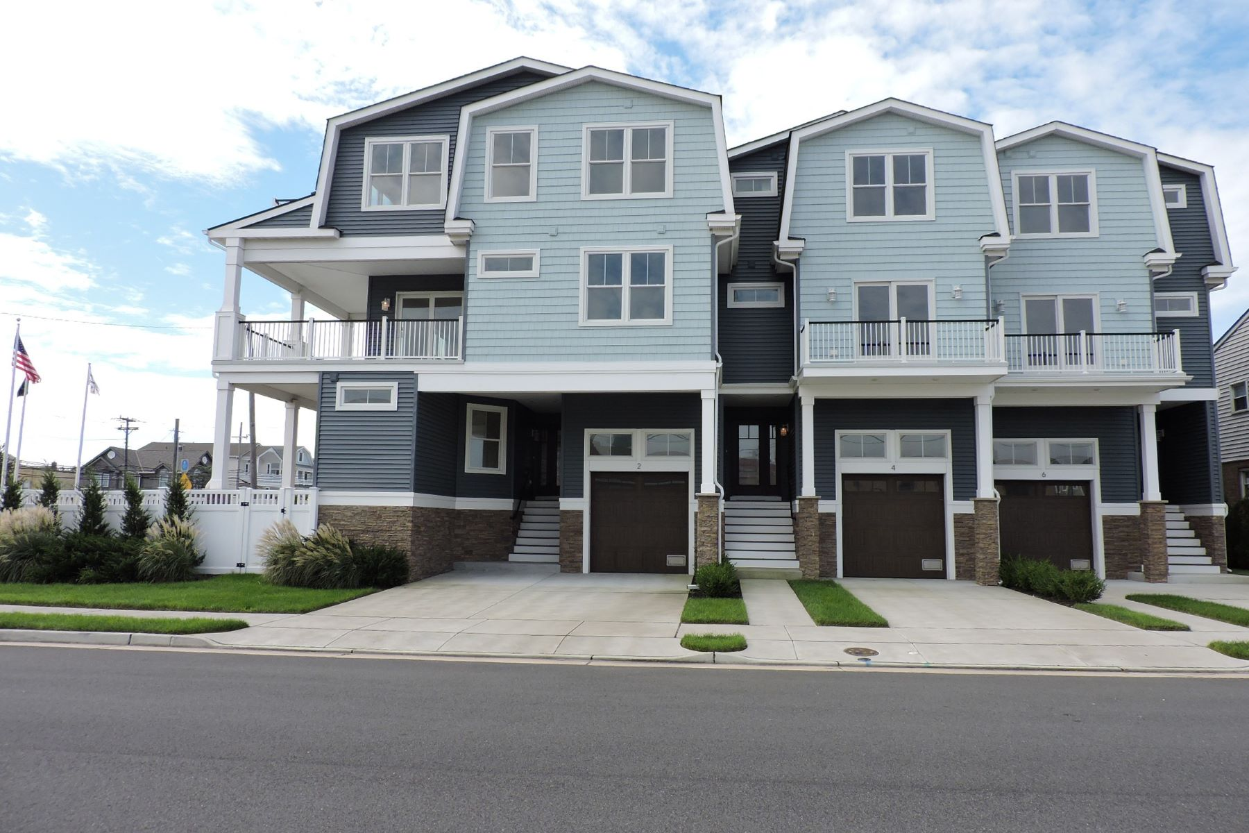 Townhouse for Sale at 4 N 28th Ave Longport, New Jersey 08403 United States