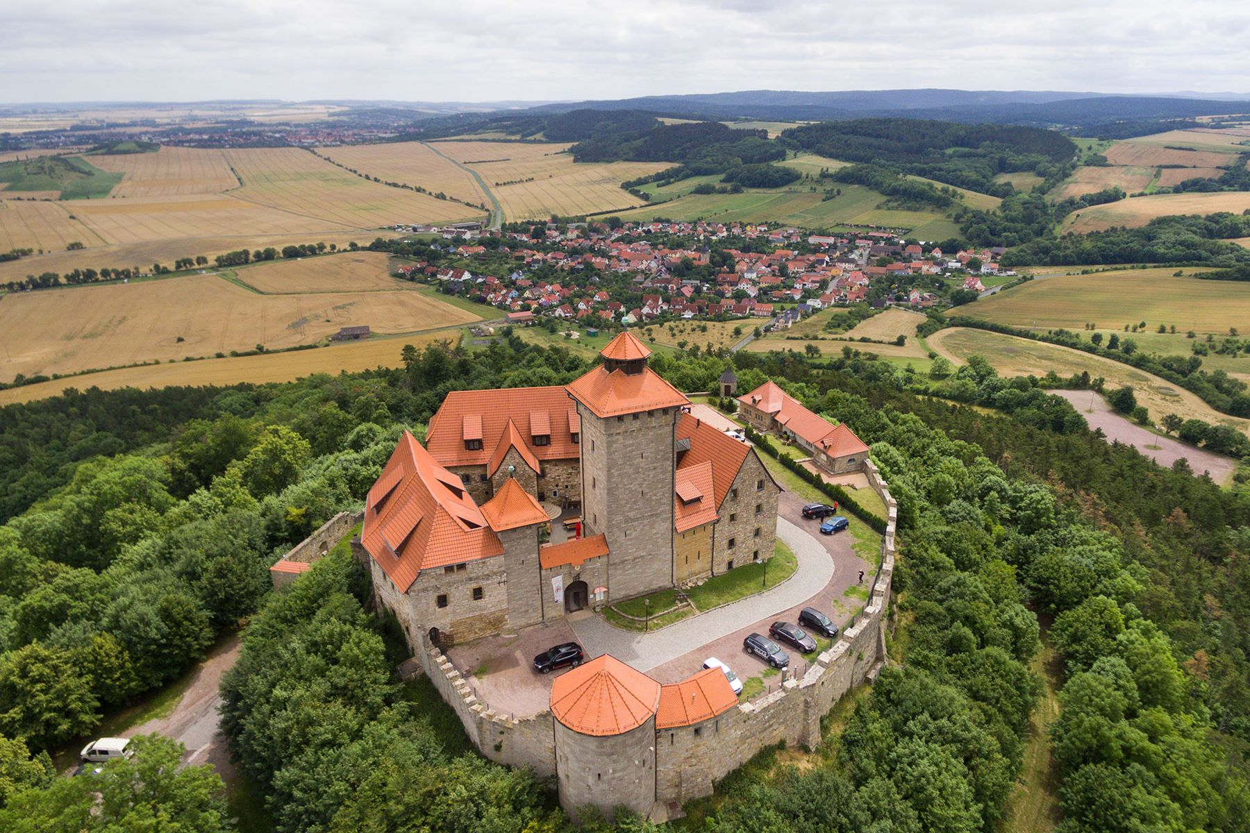 Single Family Home for Sale at Wachsenburg Castle Wachsenburg, Thüringen Other Germany, Other Areas In Germany, 99310 Germany
