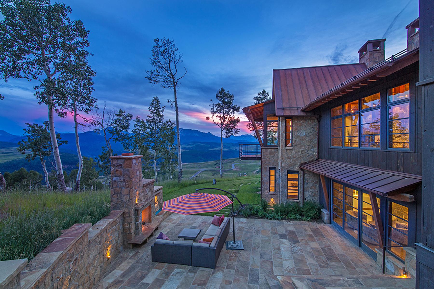 Villa per Vendita alle ore 229 E. Serapio Drive Telluride, Colorado, 81435 Stati Uniti