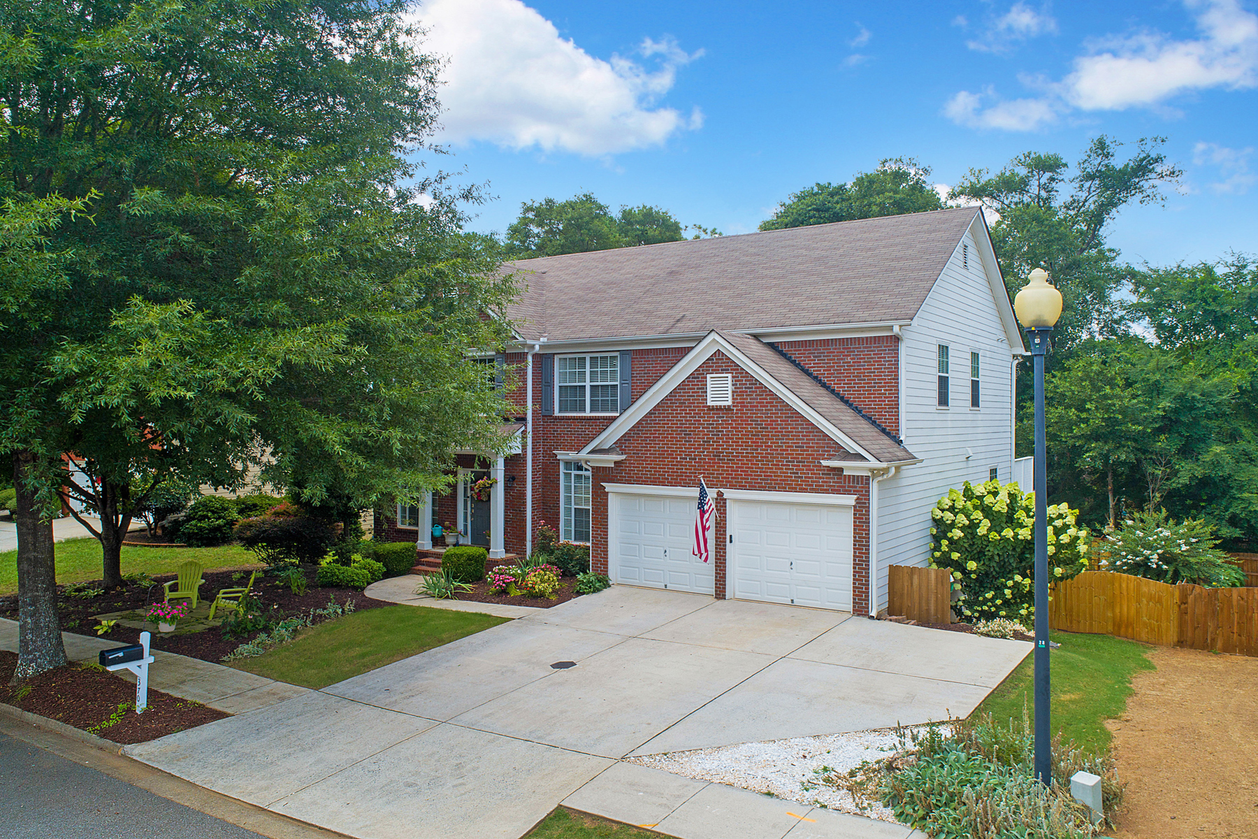 Single Family Home for Sale at Downtown Woodstock Masterpiece 370 Windsong Way Woodstock, Georgia 30188 United States