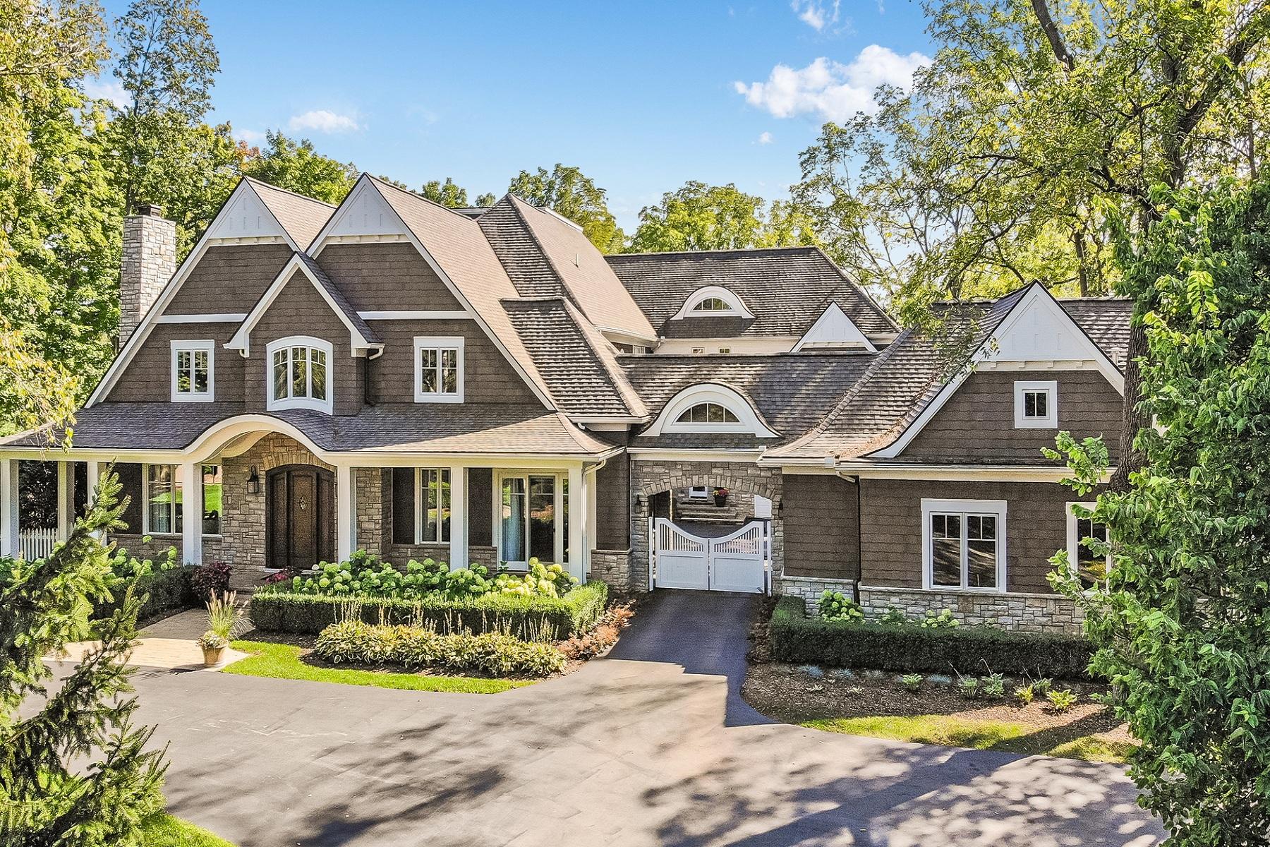 Single Family Homes 為 出售 在 Bloomfield Hills 2025 Quarton Road, Bloomfield Hills, 密歇根州 48301 美國