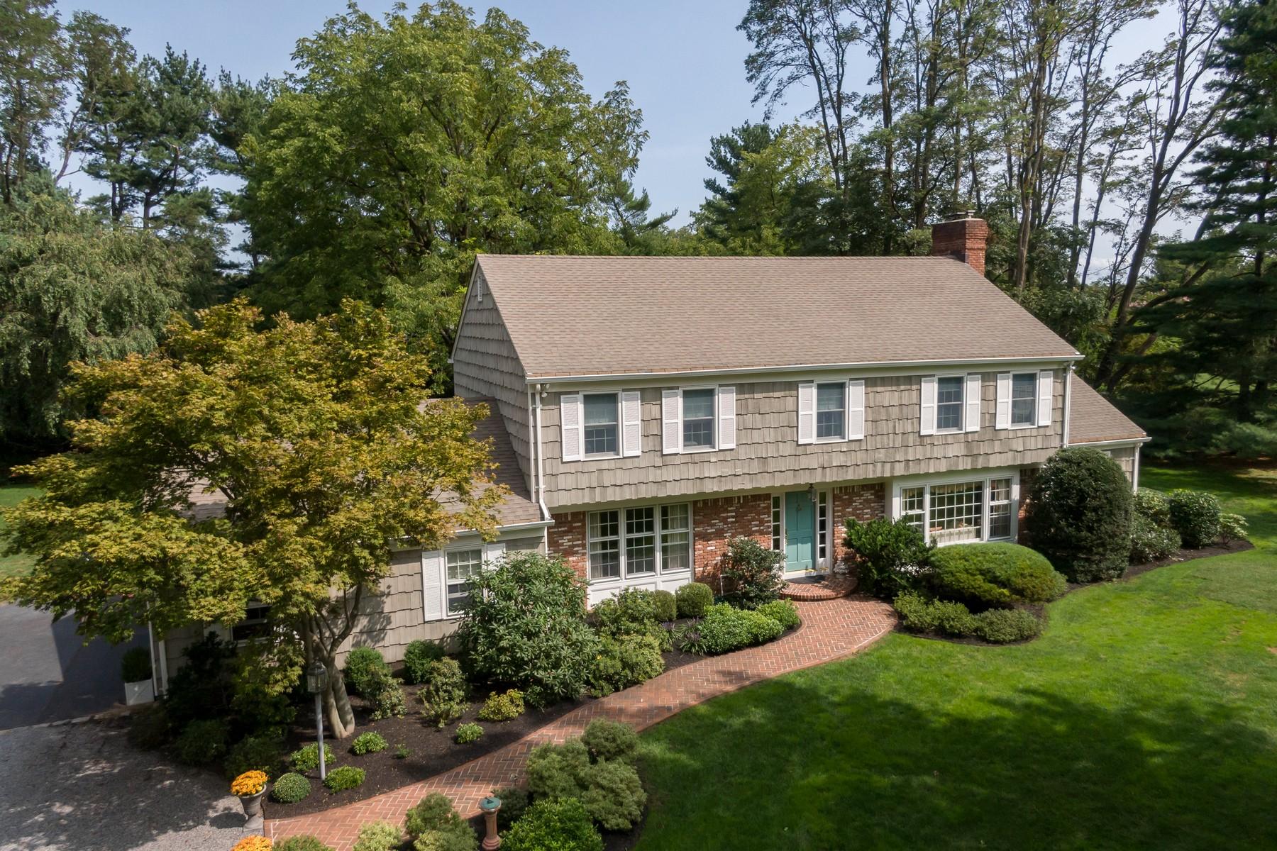 Single Family Homes por un Venta en Classic Living 15 Hance Rd Rumson, Nueva Jersey 07760 Estados Unidos