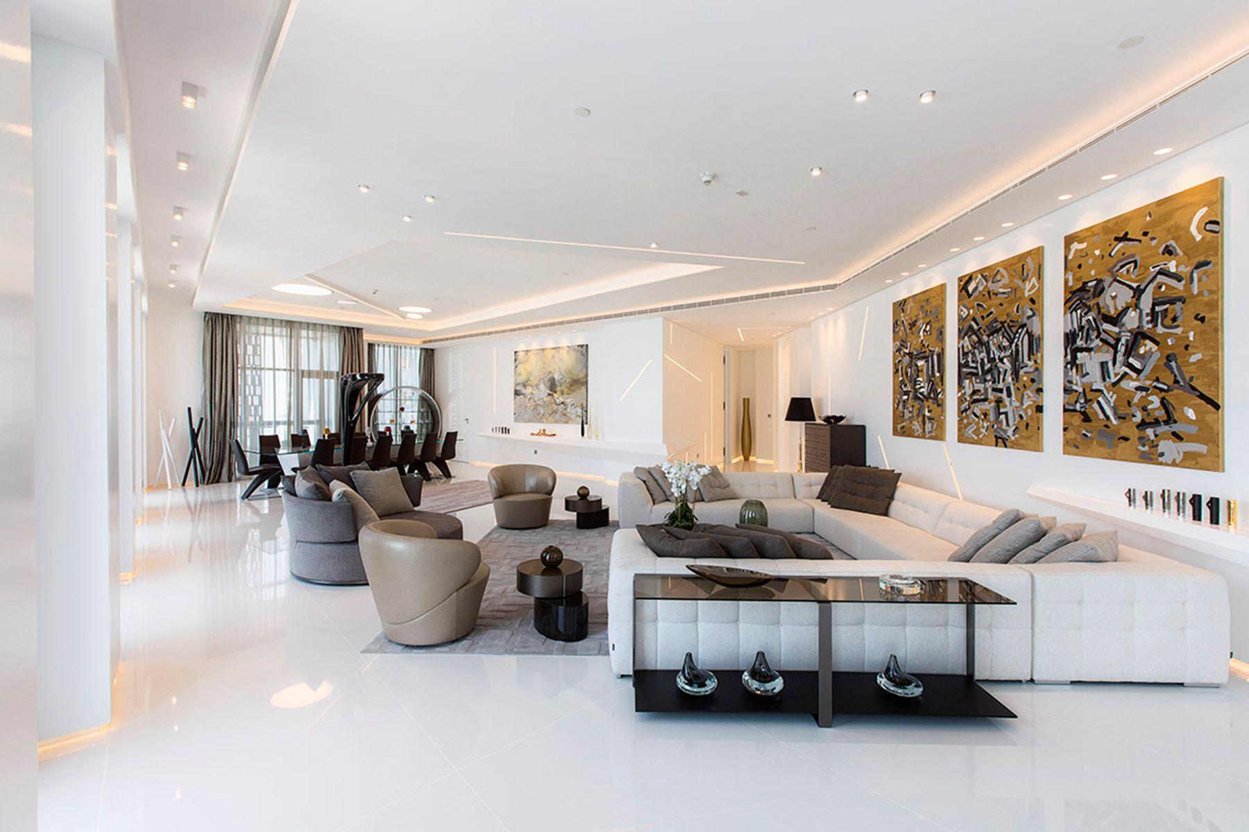 公寓 为 销售 在 Grandeur Single-Floor Penthouse 迪拜, 阿联酋