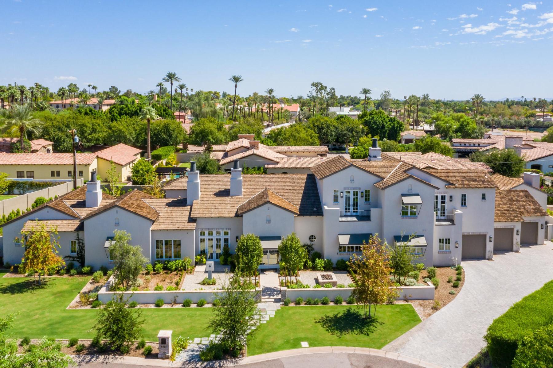 Single Family Homes for Active at Royal Palm Circle 4615 N ROYAL PALM CIR Phoenix, Arizona 85018 United States