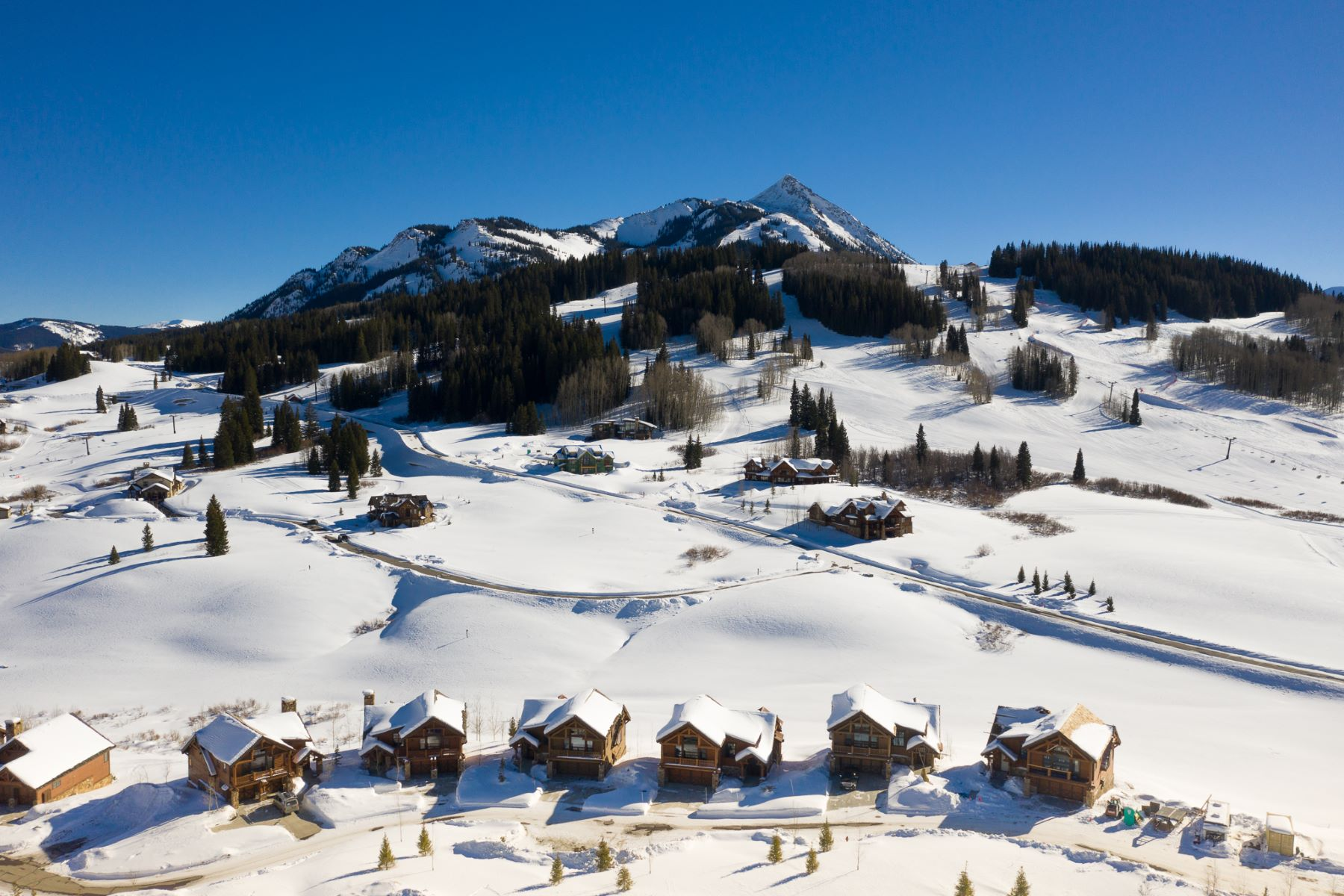 Land for Sale at Ski Resort Development Land 2 Appaloosa Road Mount Crested Butte, Colorado 81225 United States