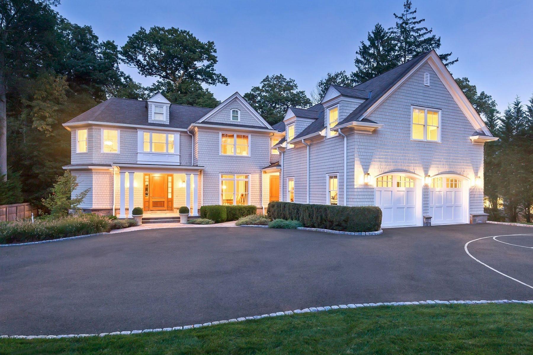 Enfamiljshus för Försäljning vid City Chic 50 Farley Road, Short Hills, New Jersey 07078 Usa