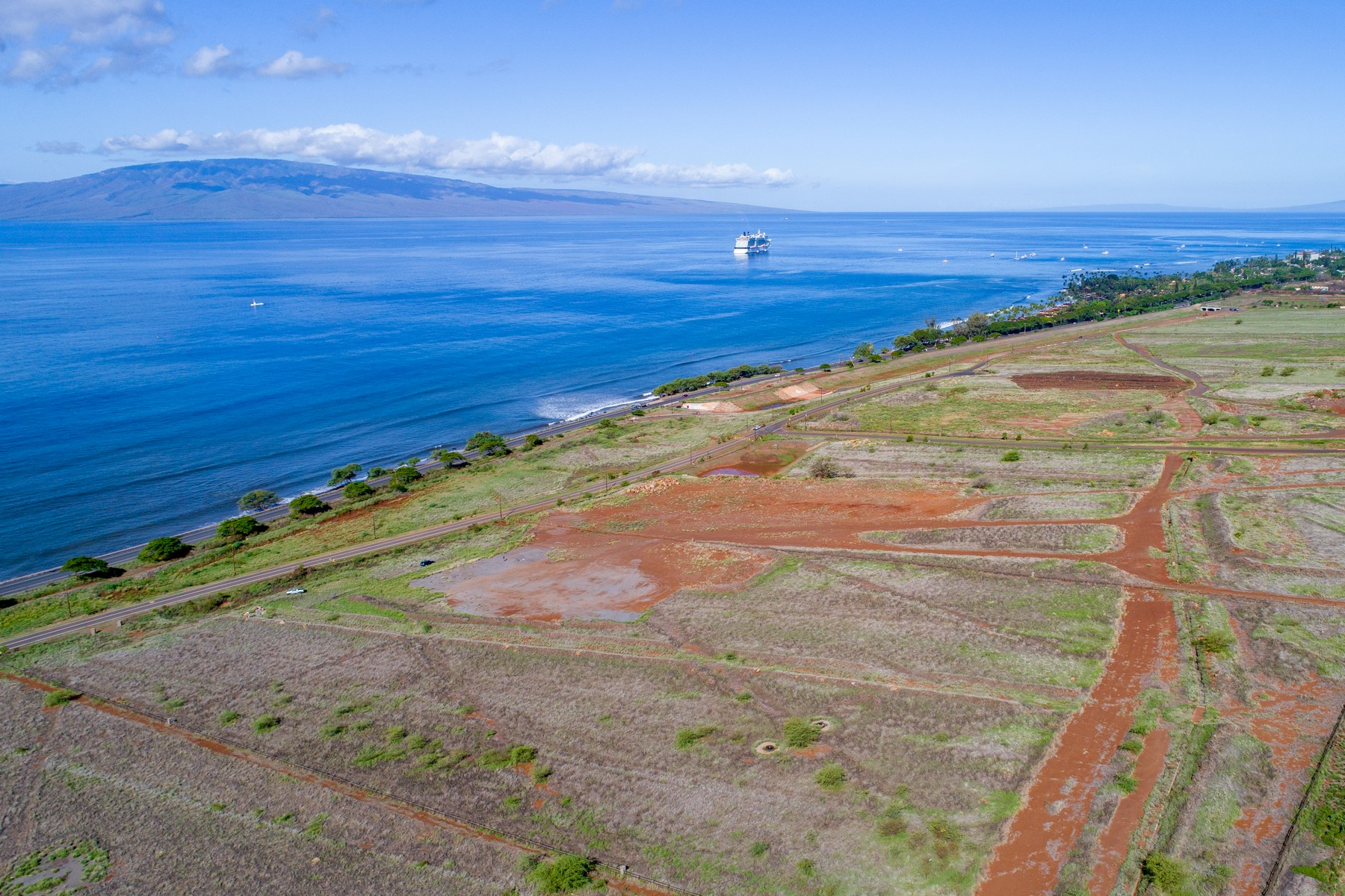 Farm / Ranch / Plantation for Active at Hawaiian Beach Ranch 0 Waianukole Street, Makila Ranches Lot 5 Lahaina, Hawaii 96761 United States