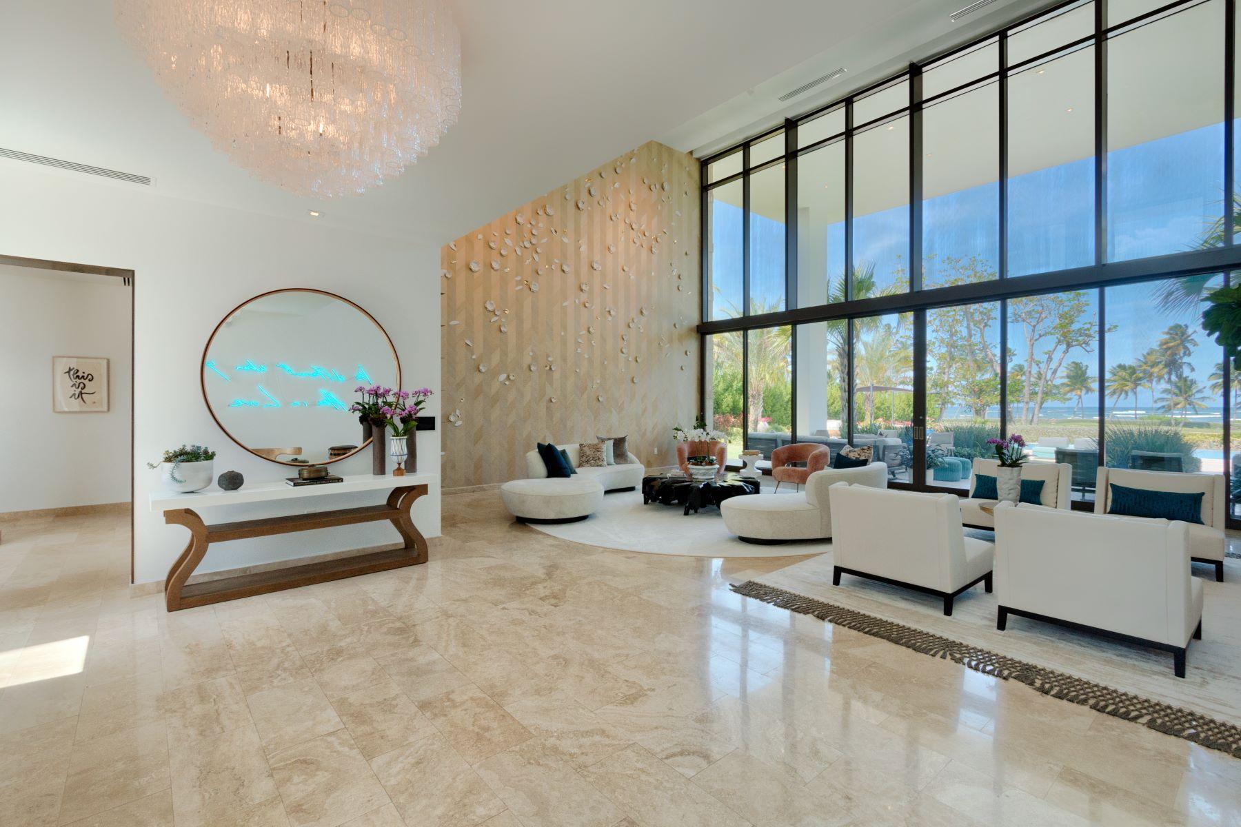 Single Family Homes for Active at 7 East Beach Ritz Carlton Reserve 200 Dorado Beach Drive, Ritz Carlton Reserve Dorado Beach, Puerto Rico 00646 Puerto Rico