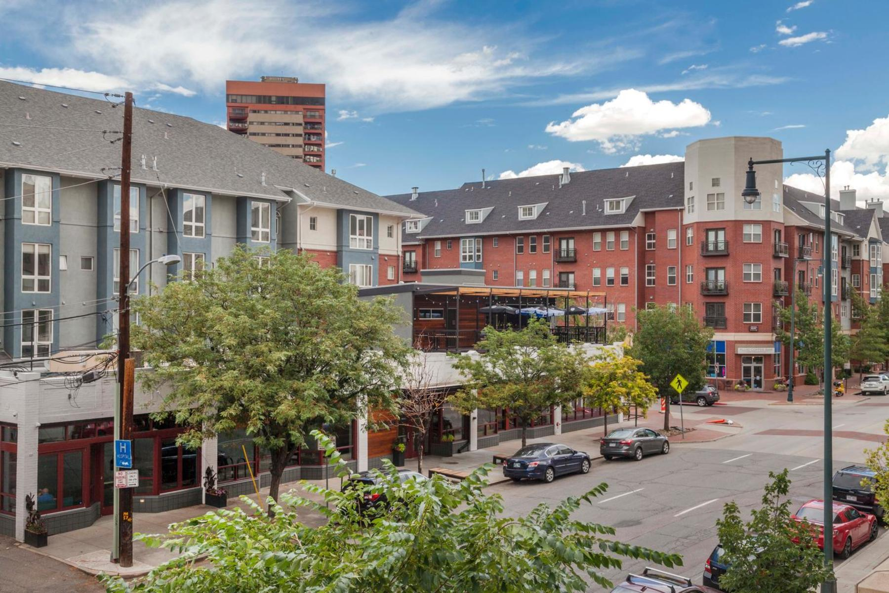 Additional photo for property listing at Best City Lifestyle And Location Available! 2200 Tremont Place #5 Denver, Colorado 80205 United States