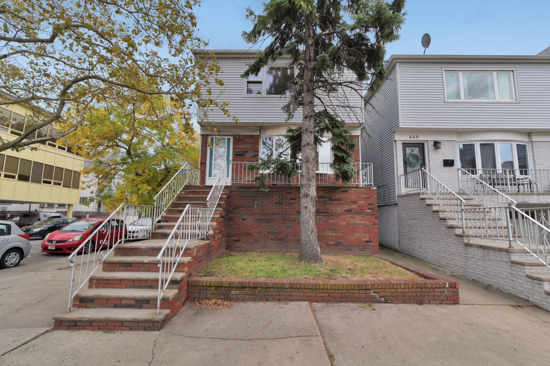 Multi-Family Homes for Active at This large two-family home is just what you're looking for. 650 Avenue C Bayonne, New Jersey 07002 United States