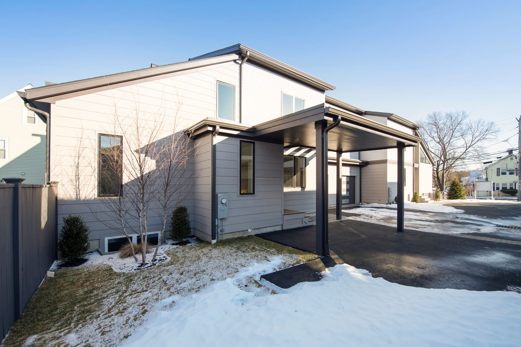 Single Family Home for Active at 25 Auburndale Ave Newton, Massachusetts 02465 United States