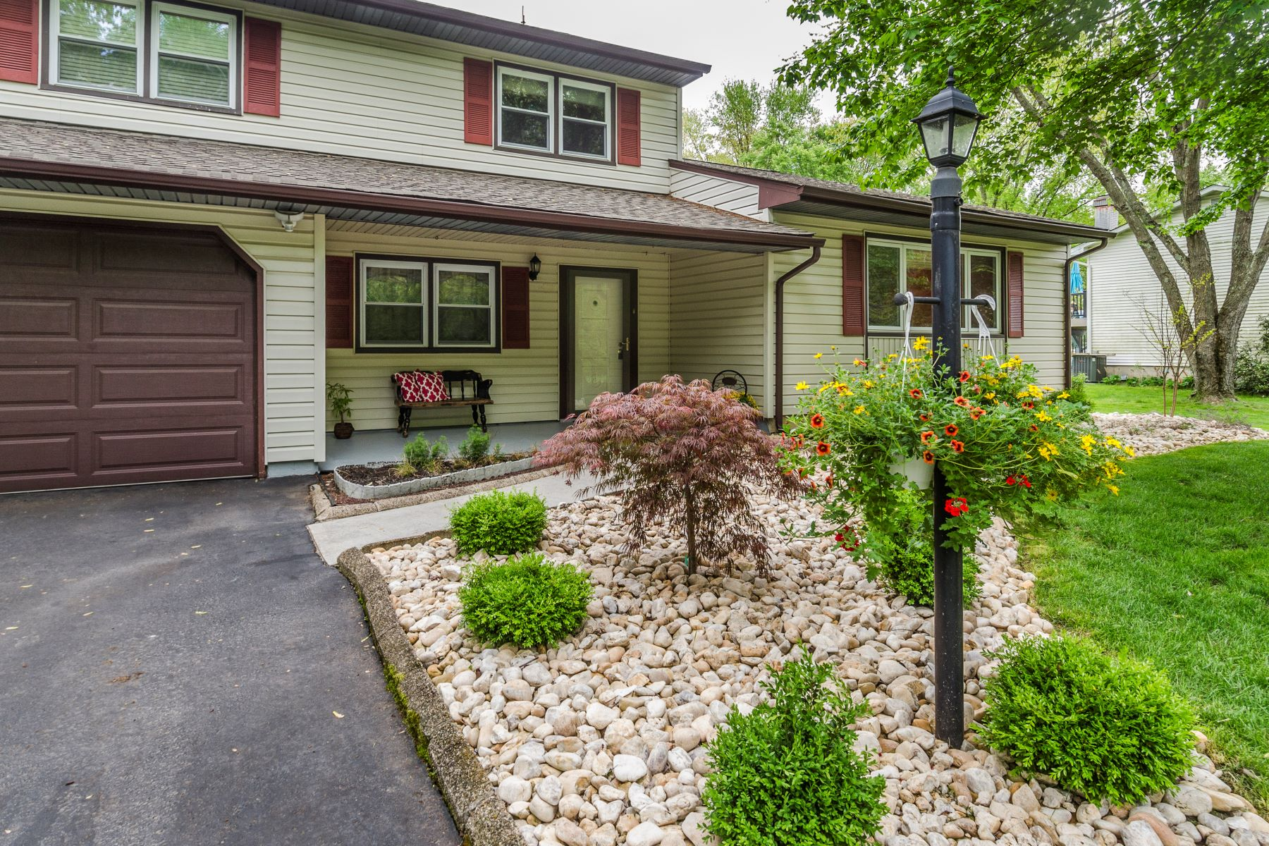 Single Family Home for Sale at Charming Home on a Generous .46 Acre Lot 44 Hankins Road, East Windsor, New Jersey 08520 United States