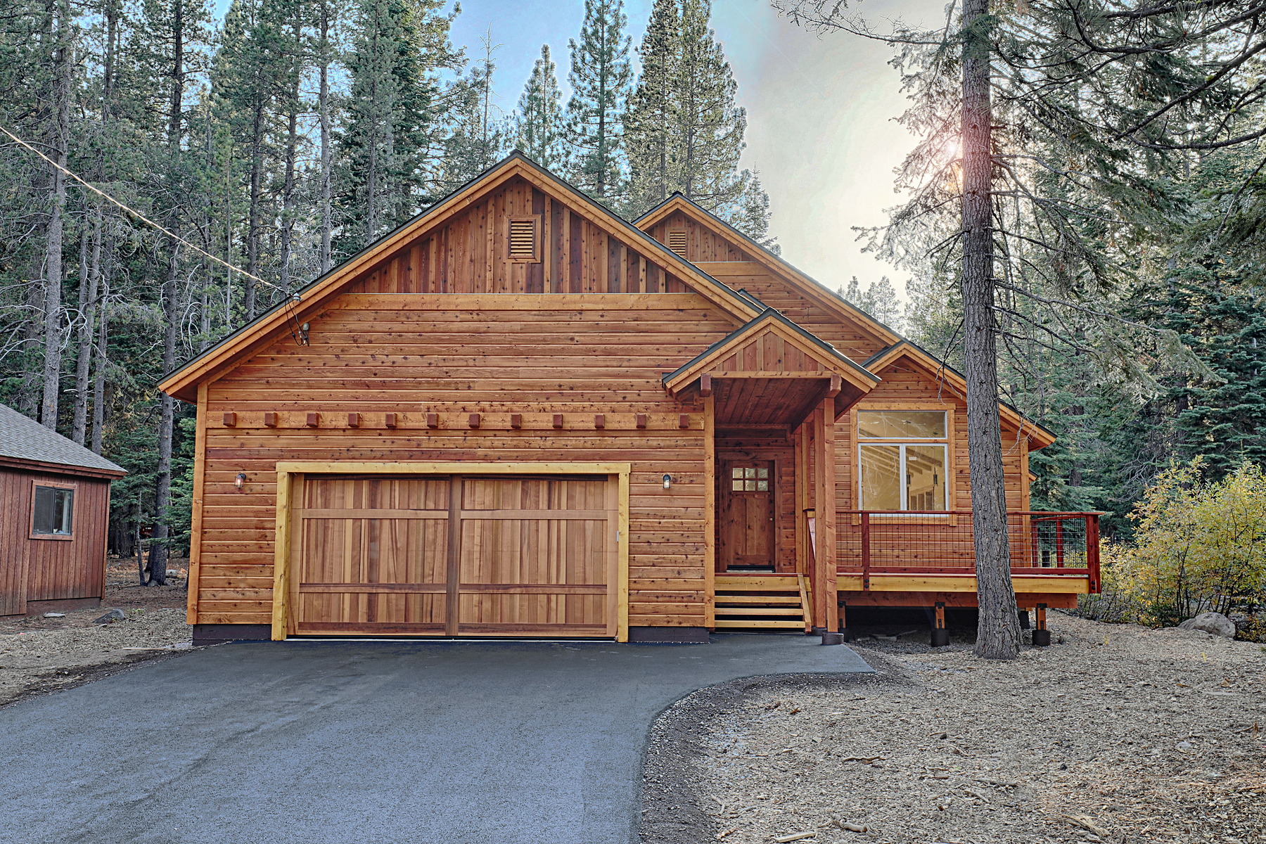 Single Family Home for Active at 14141 Tyrol Road, Truckee, CA 14141 Tyrol Road Truckee, California 96161 United States