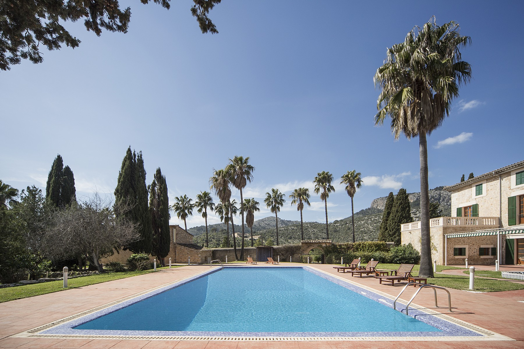 Single Family Home for Sale at Historic Country Estate to refurbish, Valldemossa Valldemossa, Mallorca, 07170 Spain