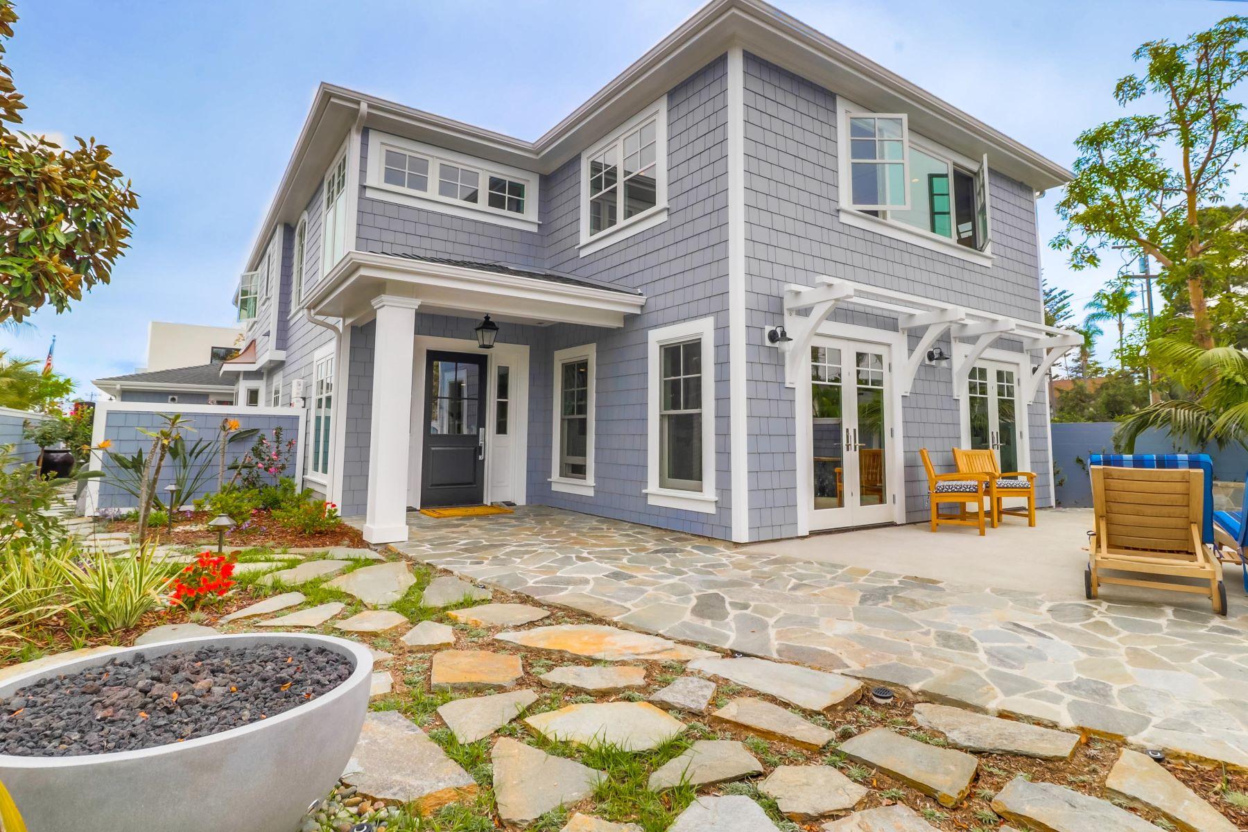 Single Family Homes para Venda às Coronado, Califórnia 92118 Estados Unidos
