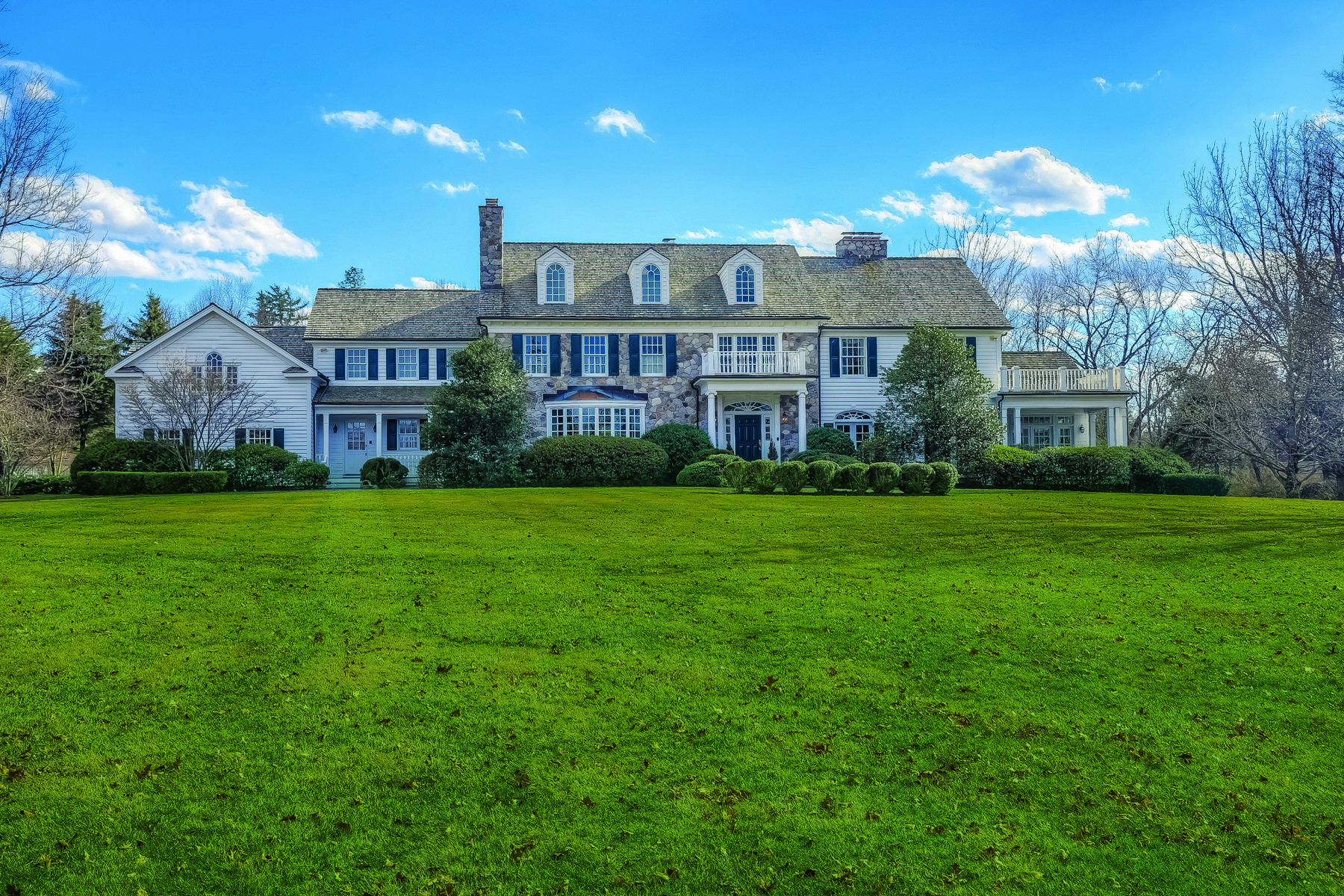 Villa per Vendita alle ore Custom Colonial 2 Holly Hill Lane Harding Township, New Jersey 07976 Stati Uniti