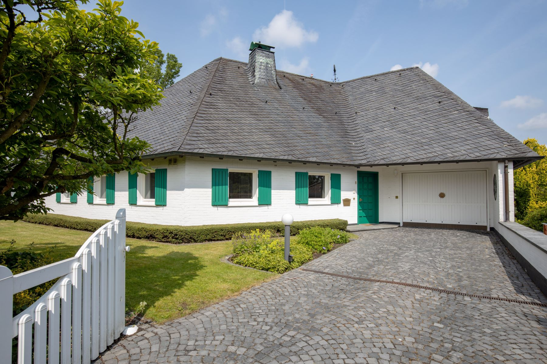 Single Family Homes for Sale at Representative Country Villa Other North Rhine Westphalia, North Rhine Westphalia 51399 Germany
