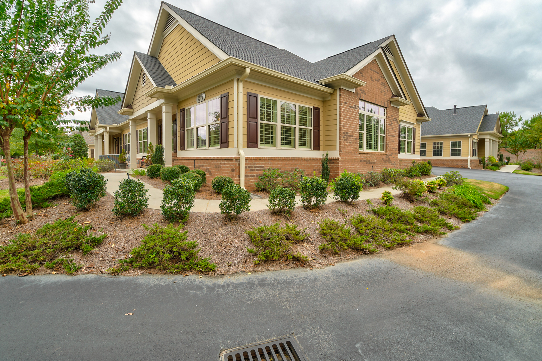 Additional photo for property listing at Exceptionally Designed, Maintenance-Free Active Adult 55+ Living in S. Forsyth 1605 Oak Meadows Ln Cumming, Georgia 30041 United States