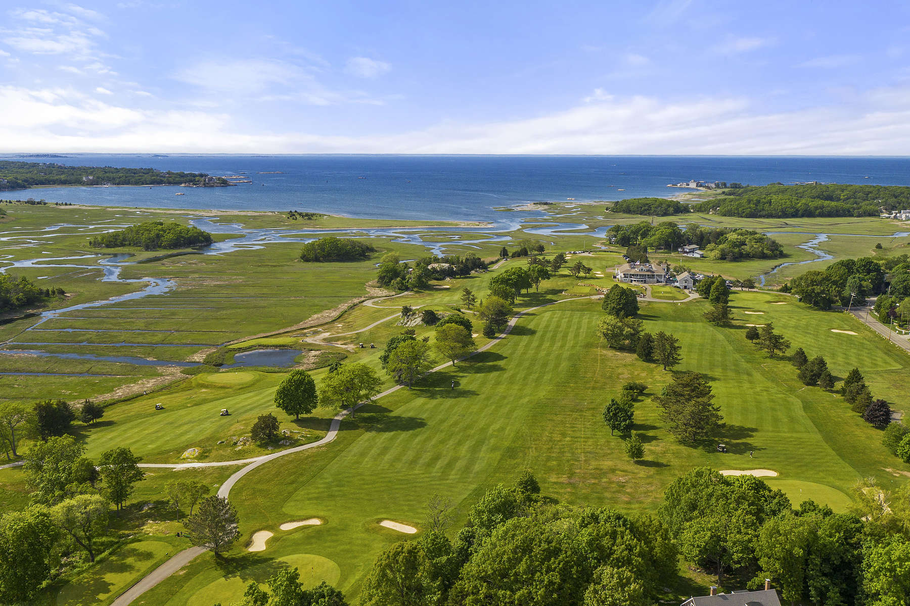 Single Family Homes for Sale at 603 Hatherly Road Scituate, Massachusetts 02066 United States