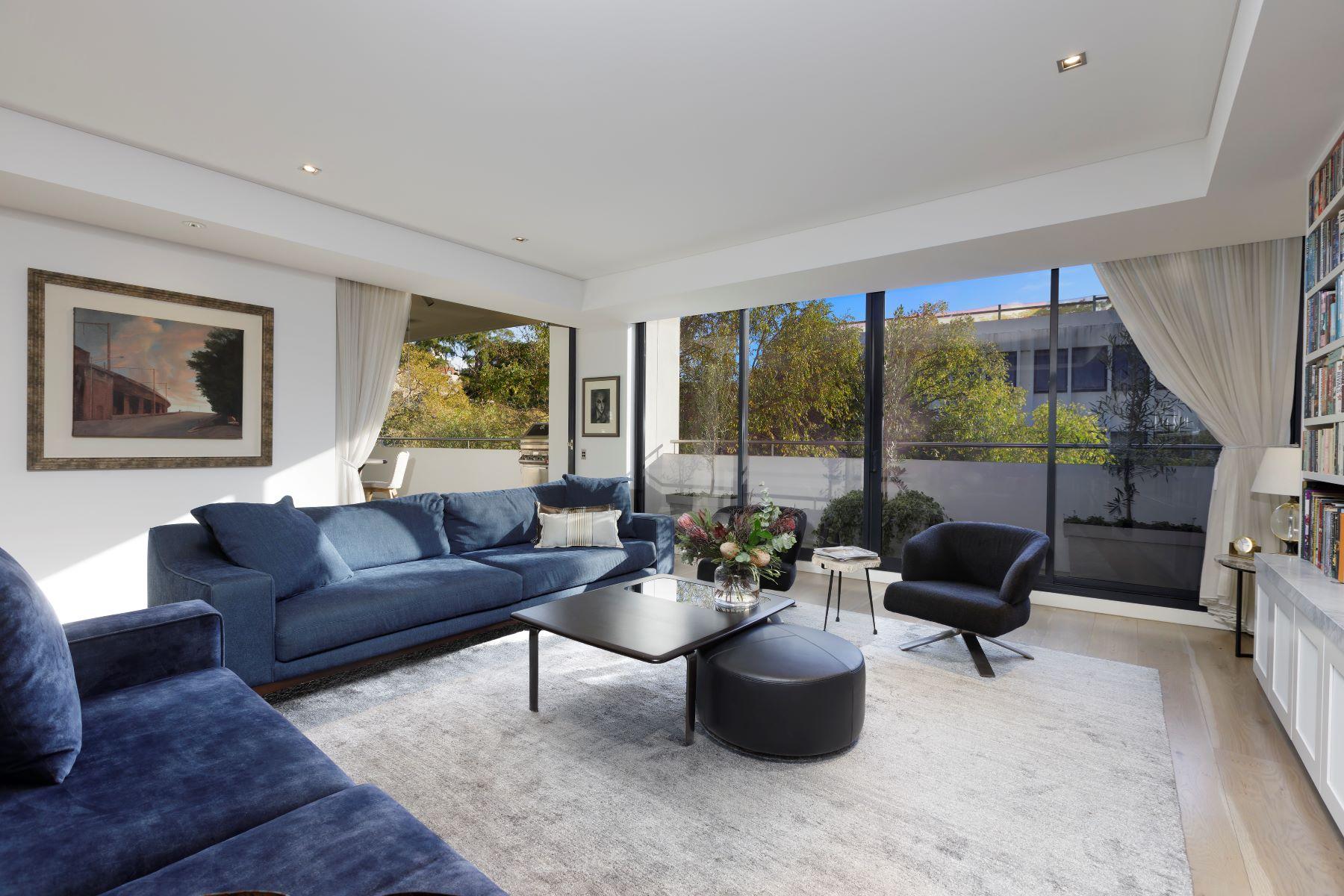 Apartments por un Venta en 3a/2-22 Knox Street, DOuble Bay Double Bay, Sydney, New South Wales Australia