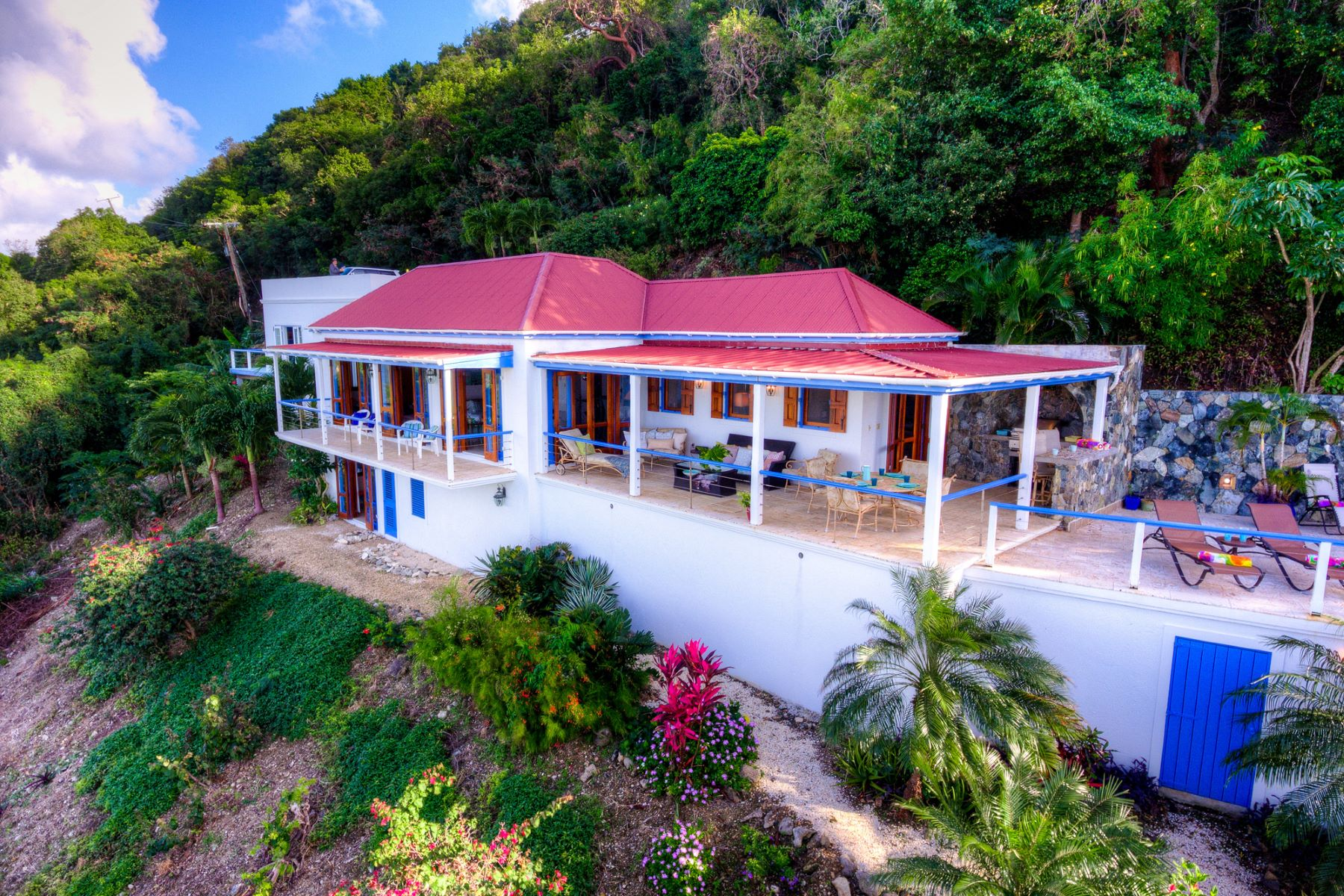 Additional photo for property listing at Villa Dulcinea West End, Tortola Quần Đảo Virgin Thuộc Anh