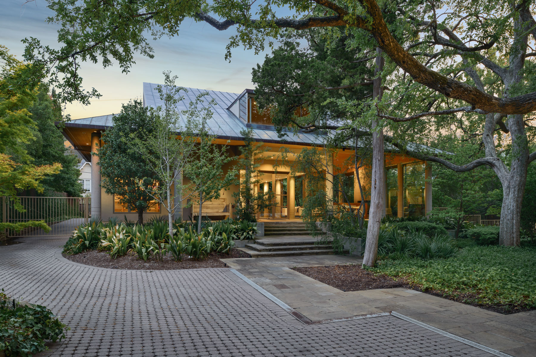 Single Family Homes for Sale at Bud Oglesby Designed Home in Highland Park 3709 Lexington Avenue Highland Park, Texas 75205 United States