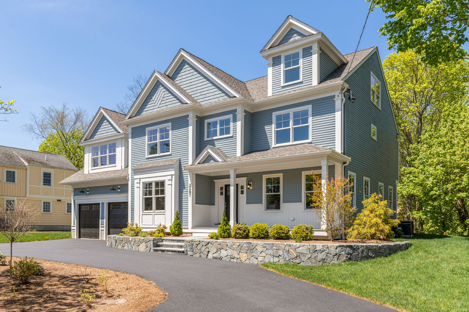 Single Family Homes for Active at 2287 Massachusetts Ave Lexington, Massachusetts 02421 United States