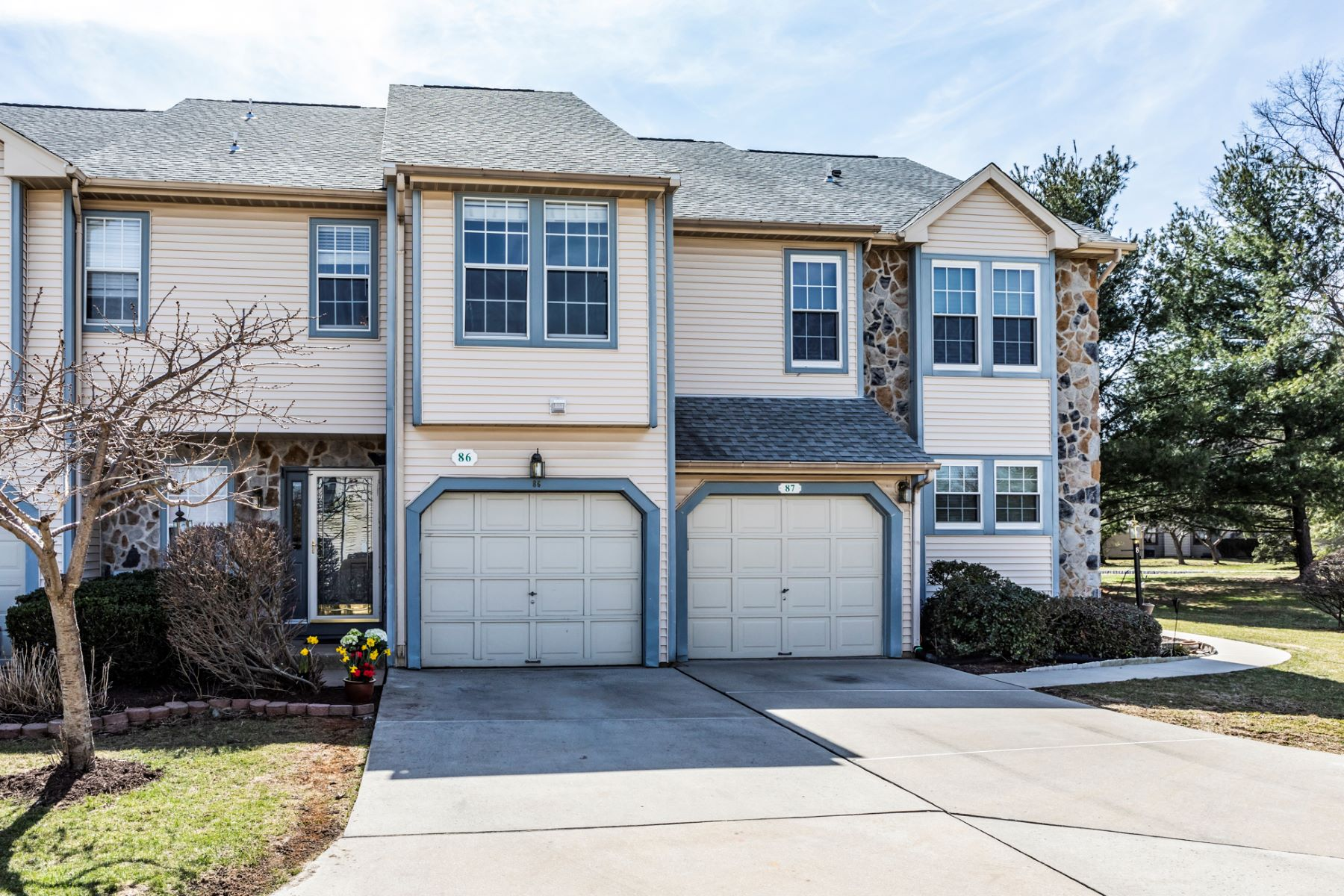 Townhouse for Sale at Filled To The Brim With Stylish Upgrades 86 Castleton Road, Princeton, New Jersey 08540 United StatesMunicipality: Montgomery Township
