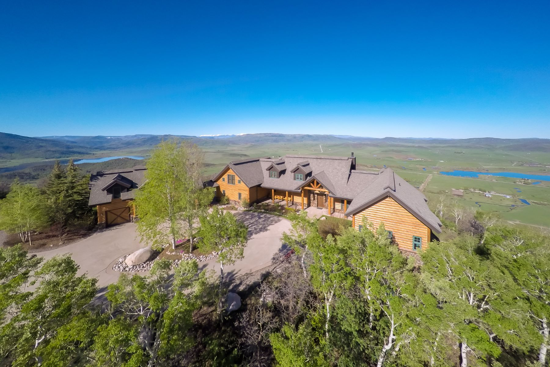 Single Family Home for Sale at Timbers Preserve 32300 Preserve Drive North Steamboat Springs, Colorado, 80487 United States