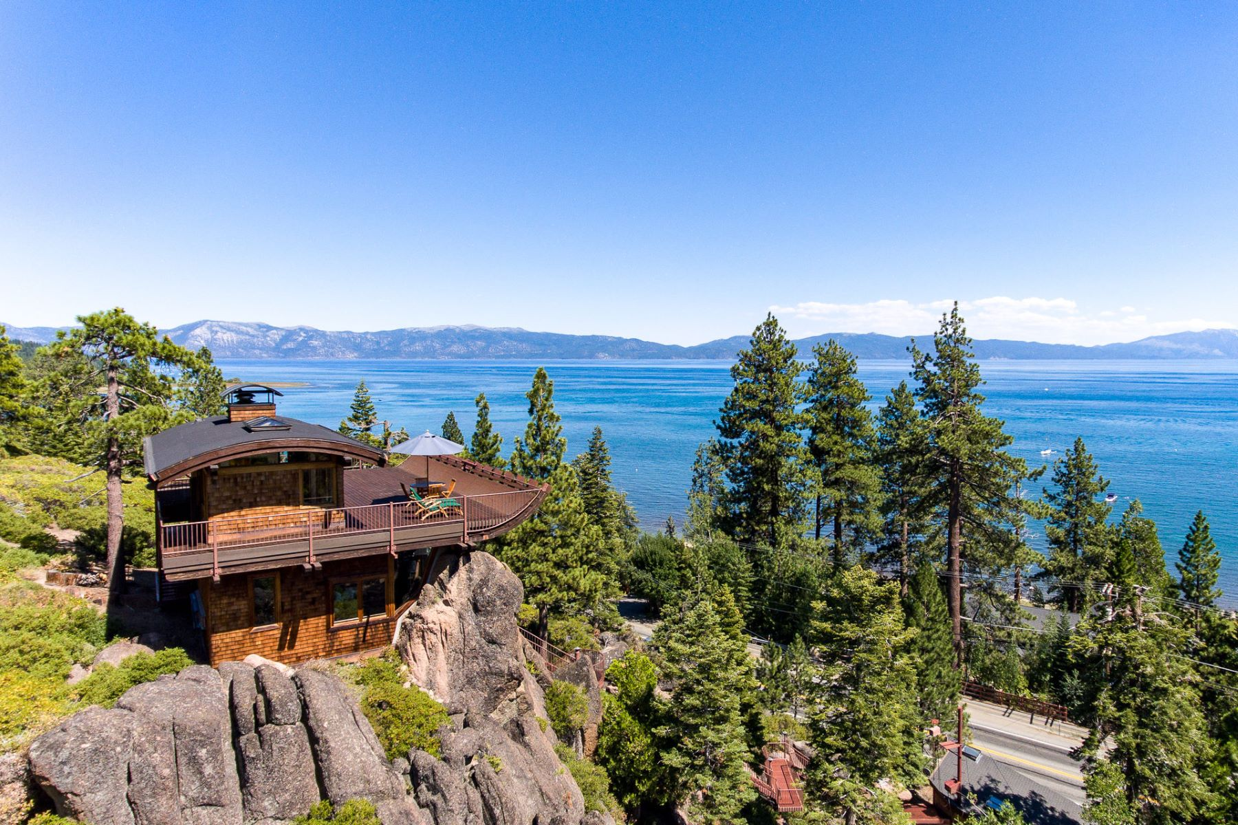 Single Family Homes for Active at The Whitaker House 1455 N Lake Boulevard Tahoe City, California 96145 United States