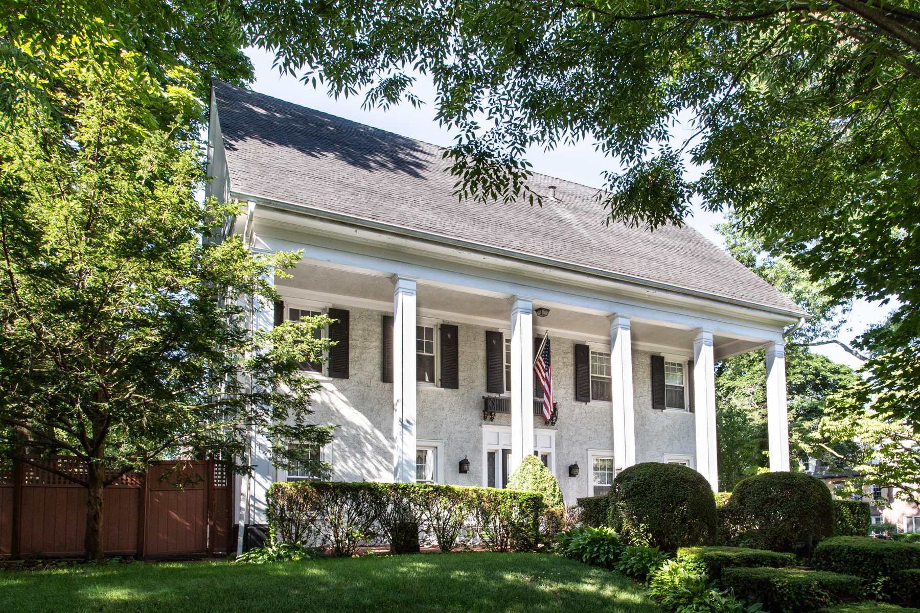 """Single Family Homes for Sale at """"CHARMING CENTER HALL COLONIAL"""" 72-70 Kessel Street, Forest Hills, New York 11375 United States"""