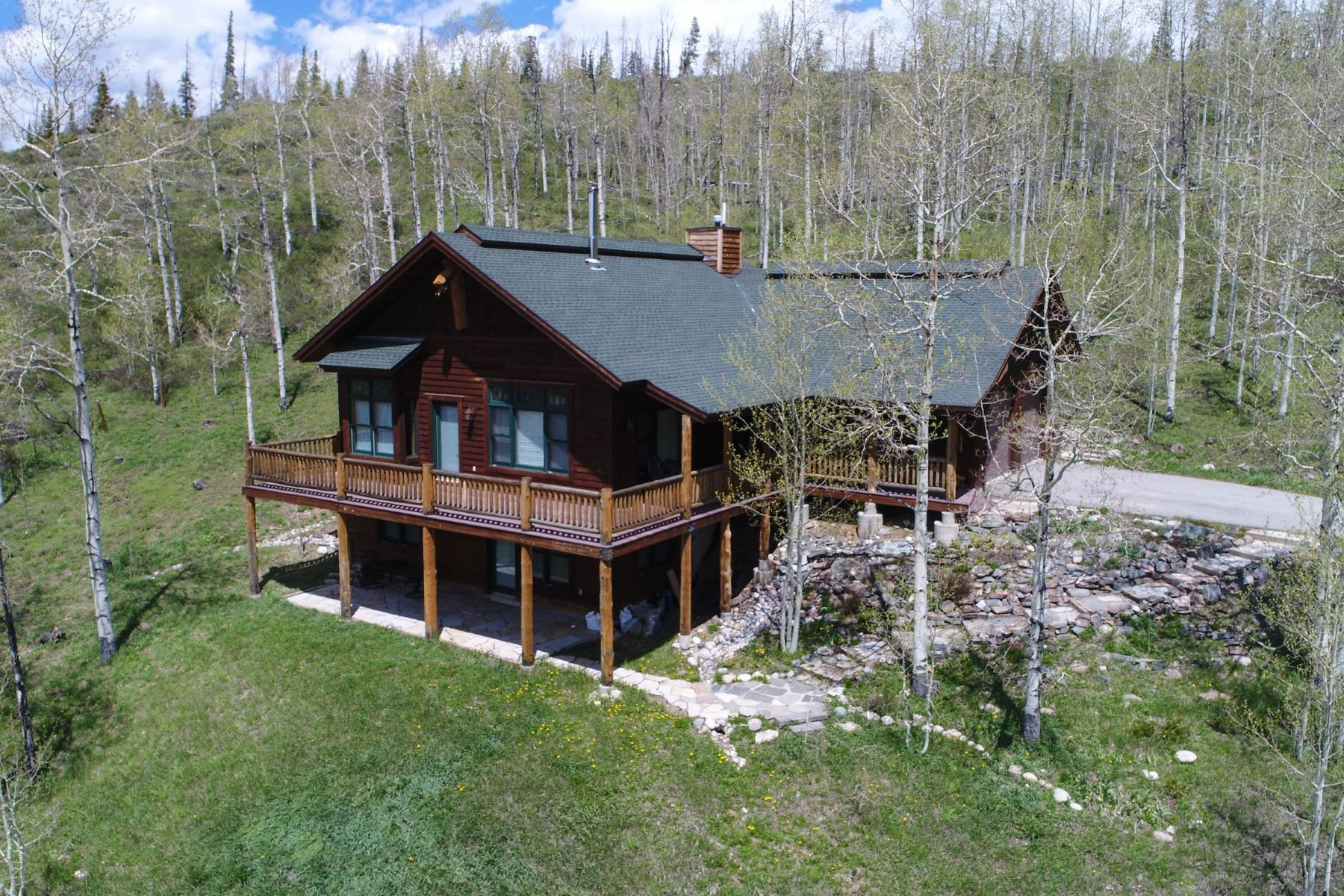 Single Family Home for Sale at Balstad's Lair 27855 Beaver Creek Trail Clark, Colorado, 80428 United States