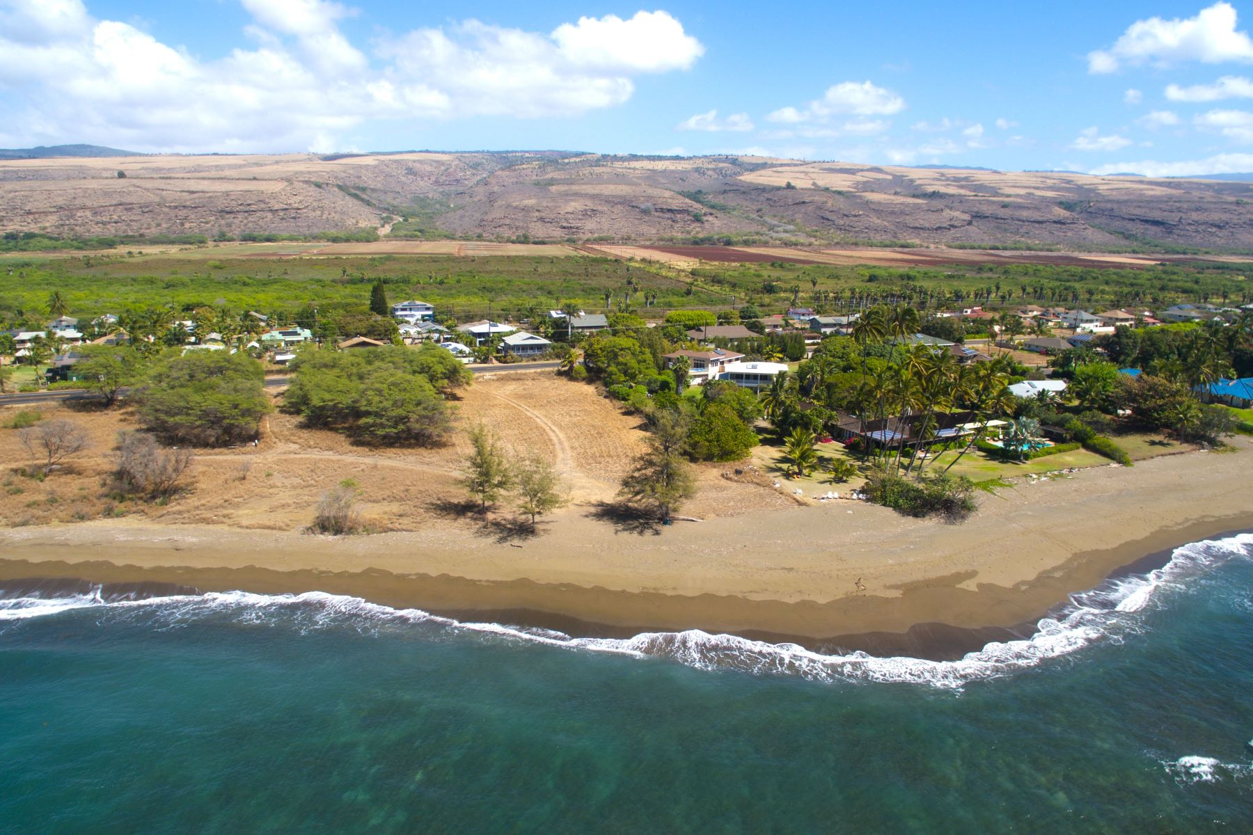 Land for Sale at Large Oceanfront Parcel Kekaha, Hawaii 96752 United States