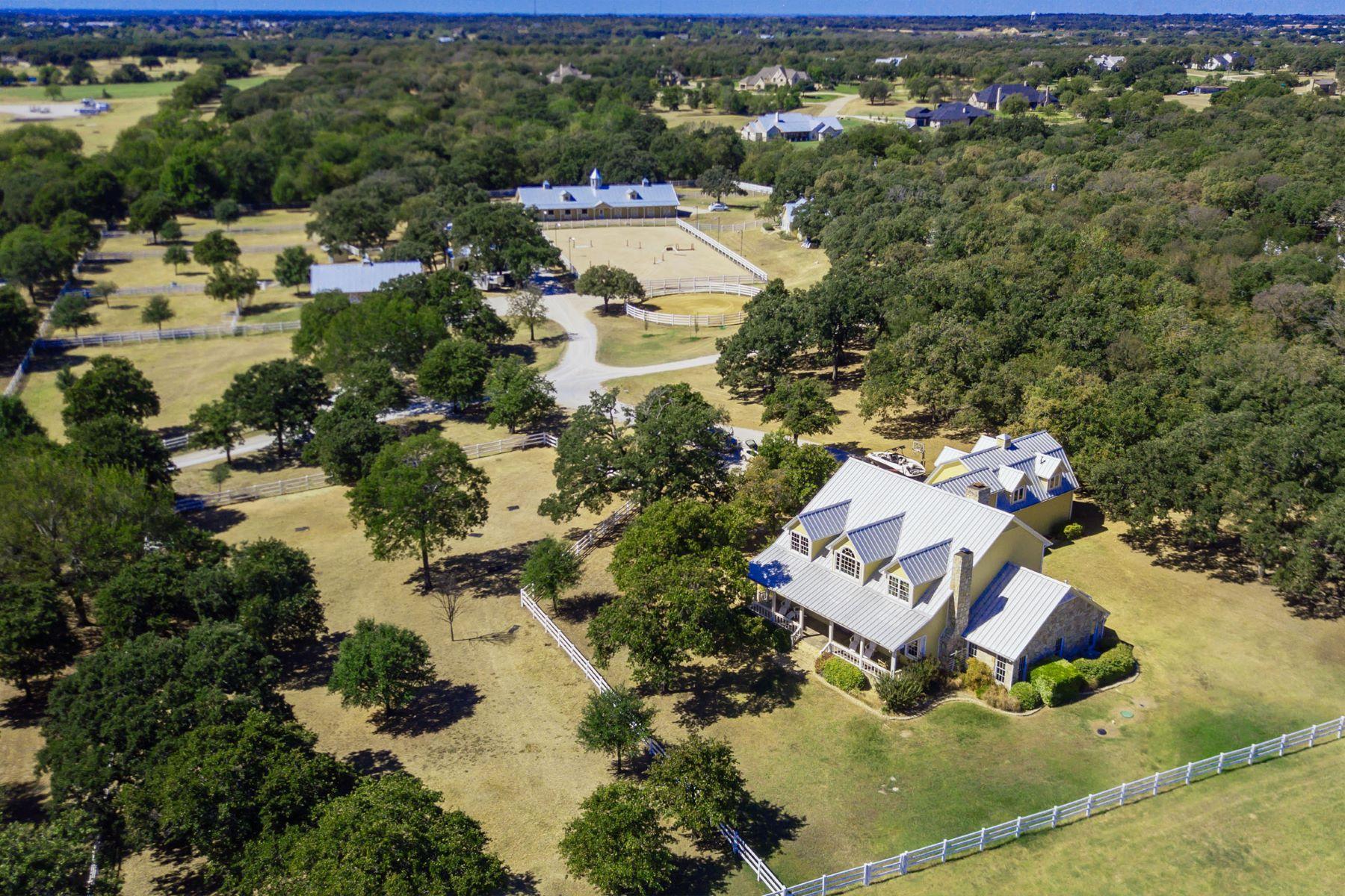 农场 / 牧场 / 种植园 为 销售 在 20 Acre Opportunity in Bartonville Texas 1310 Gibbons Road 巴顿维, 得克萨斯州 76226 美国