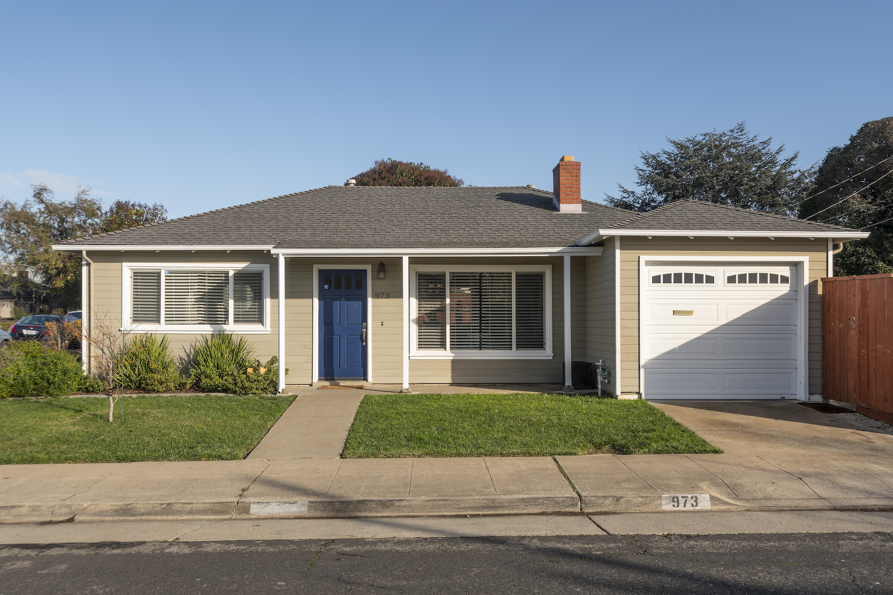 Single Family Home for Active at Tastefully Updated San Mateo Home 973 Daisy Street San Mateo, California 94404 United States