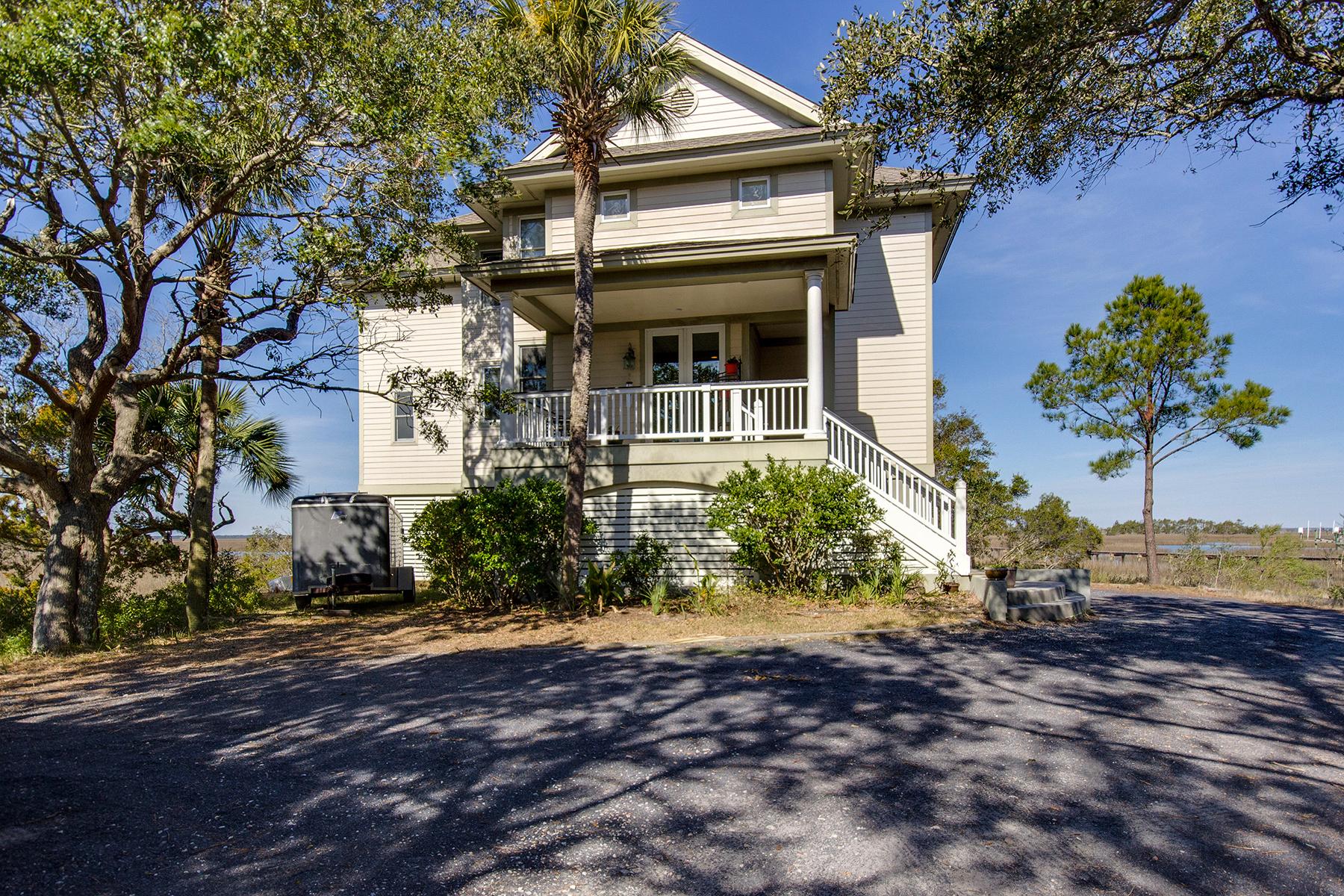 Maison unifamiliale pour l Vente à 48 Seagrass Lane Wild Dunes, Isle Of Palms, Caroline Du Sud, 29451 États-Unis