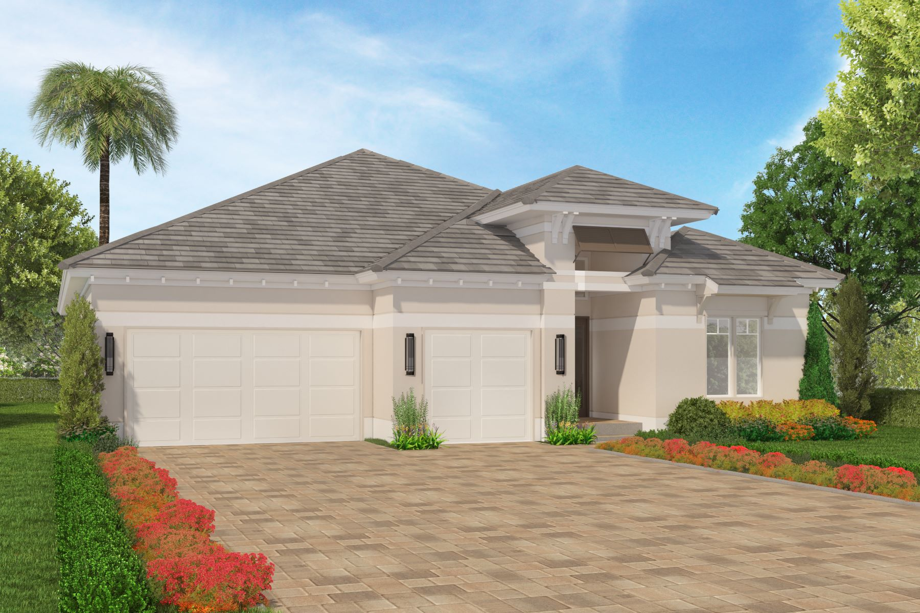 Single Family Homes for Sale at 9261 Orchid Cove Circle Vero Beach, Florida 32963 United States