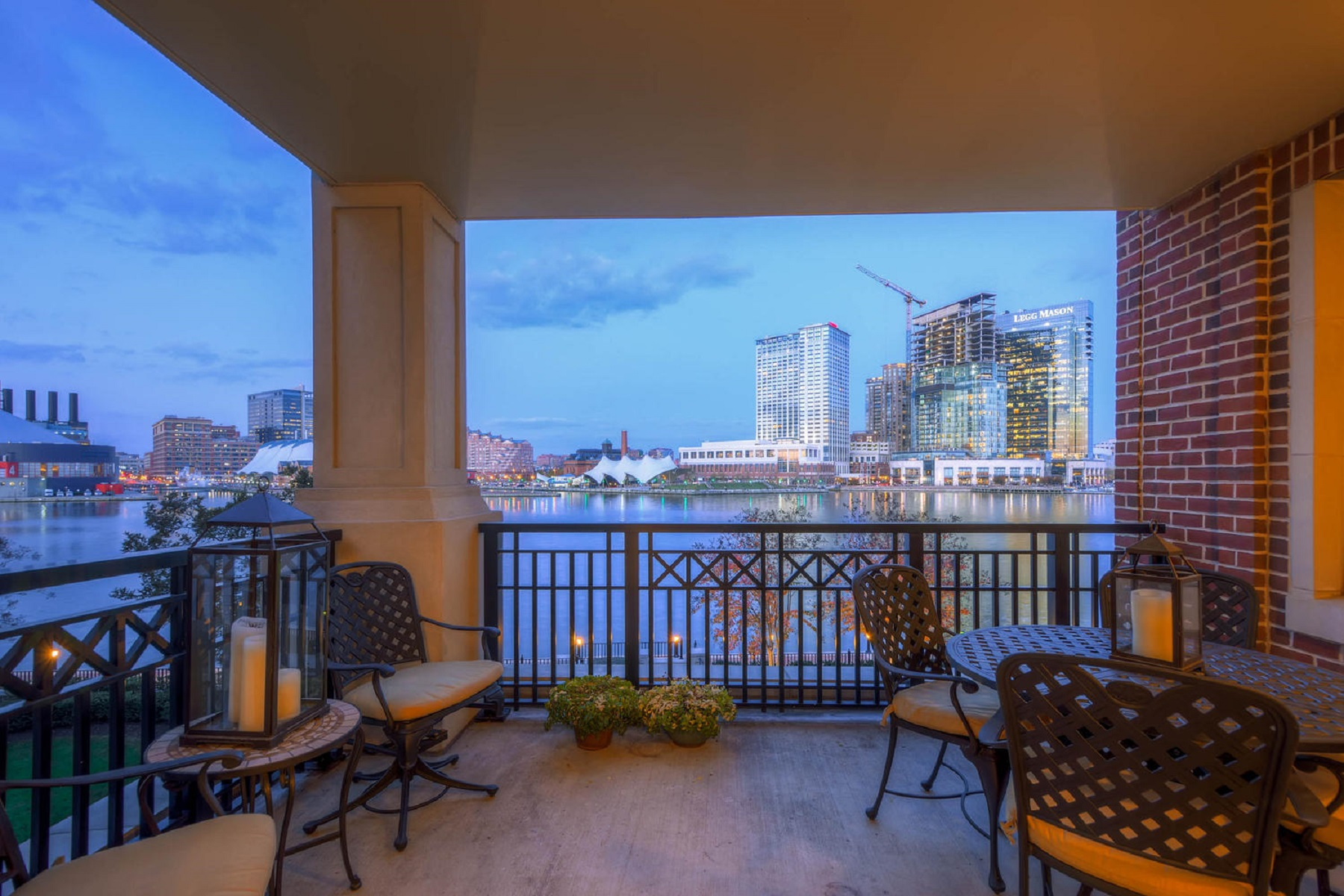 Condominiums for Active at The Ritz-Carlton Residences 801 Key Highway #320 Baltimore, Maryland 21230 United States