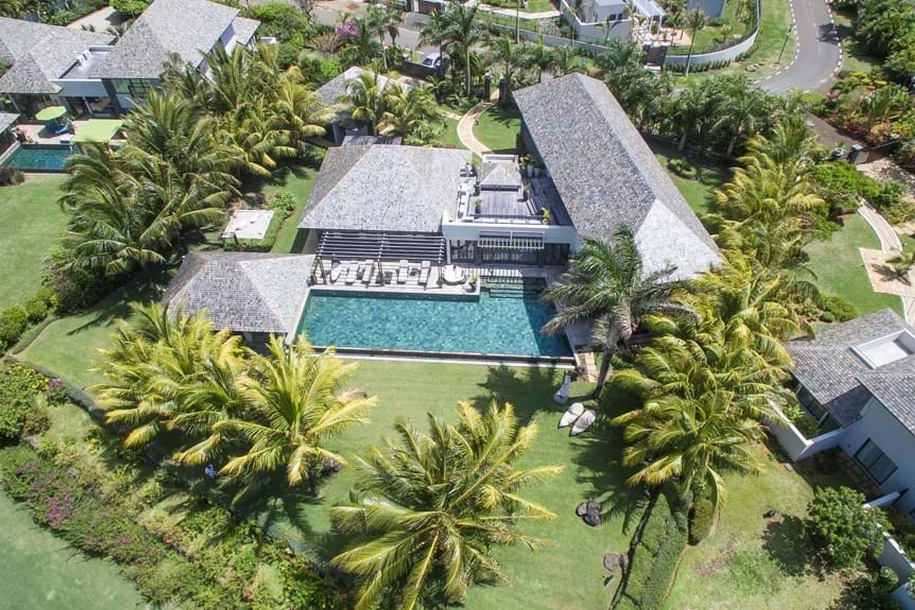 Single Family Home for Sale at Solaia 2514, Sea View Villa Beau Champ, Flacq Mauritius