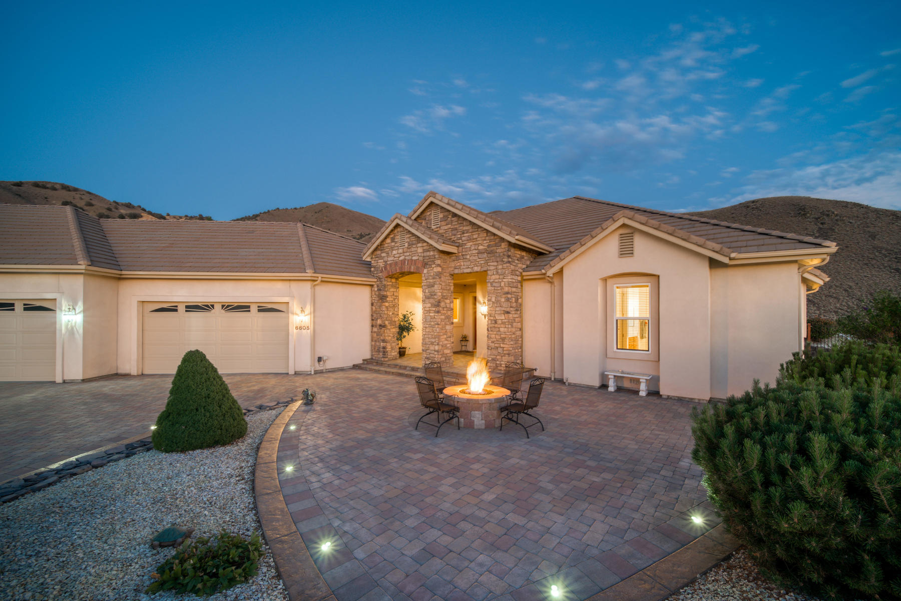 Single Family Homes for Active at Flawless Home in Hidden Valley 6605 Loma Vista Lane Reno, Nevada 89502 United States