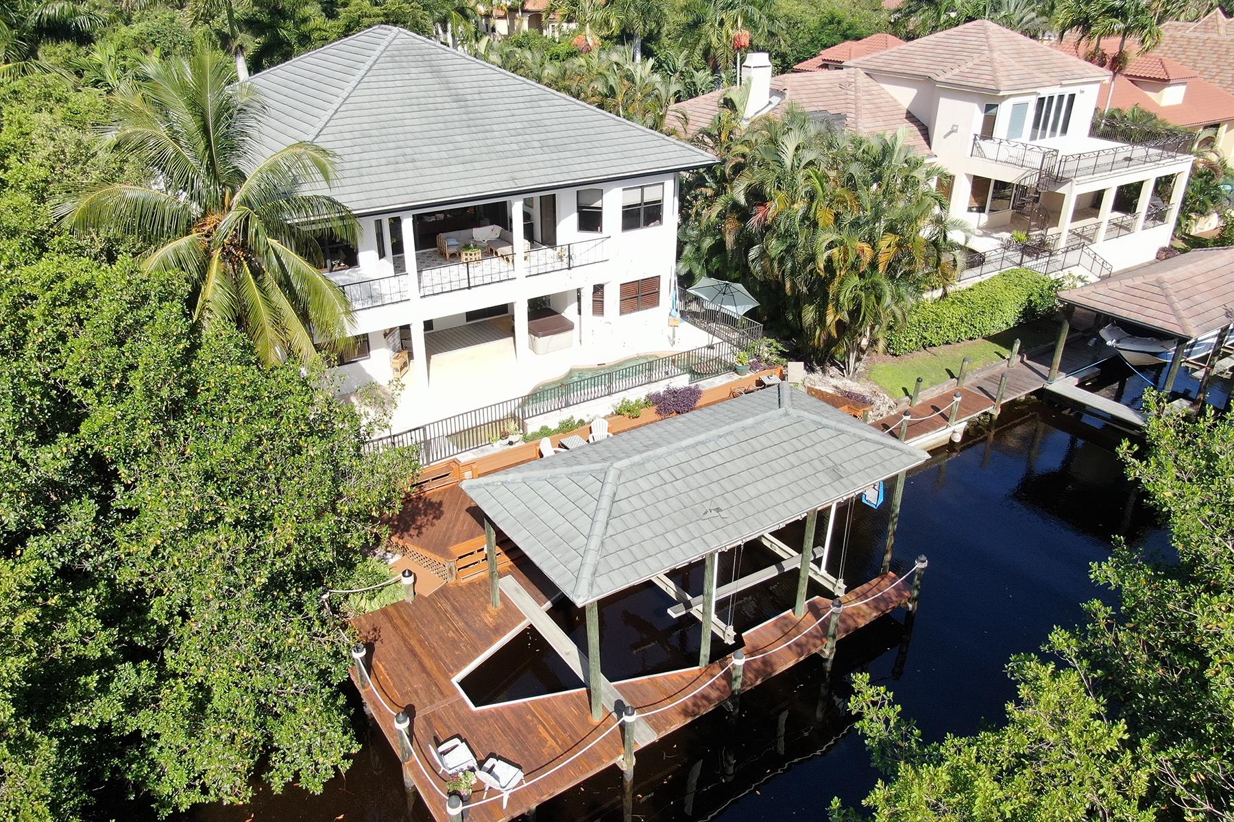Single Family Homes por un Venta en 15720 Catalpa Cove Dr, Fort Myers, Florida 33908 Estados Unidos