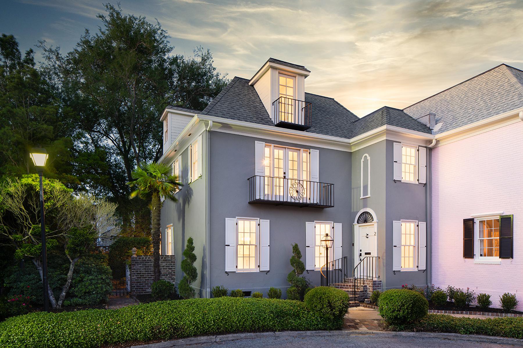 Single Family Homes por un Venta en Charleston, Carolina del Sur 29401 Estados Unidos