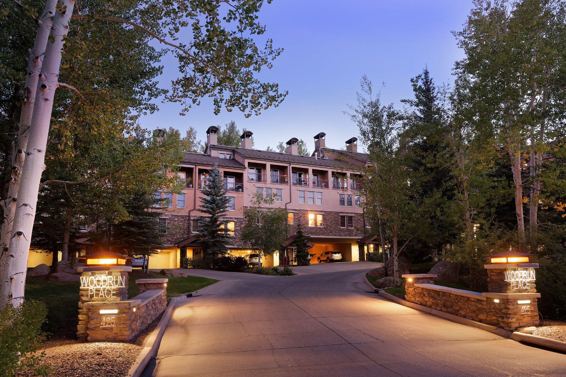 Condominiums для того Продажа на Above it All in Snowmass Village 425 Wood Road, Unit 26, Snowmass Village, Колорадо 81615 Соединенные Штаты