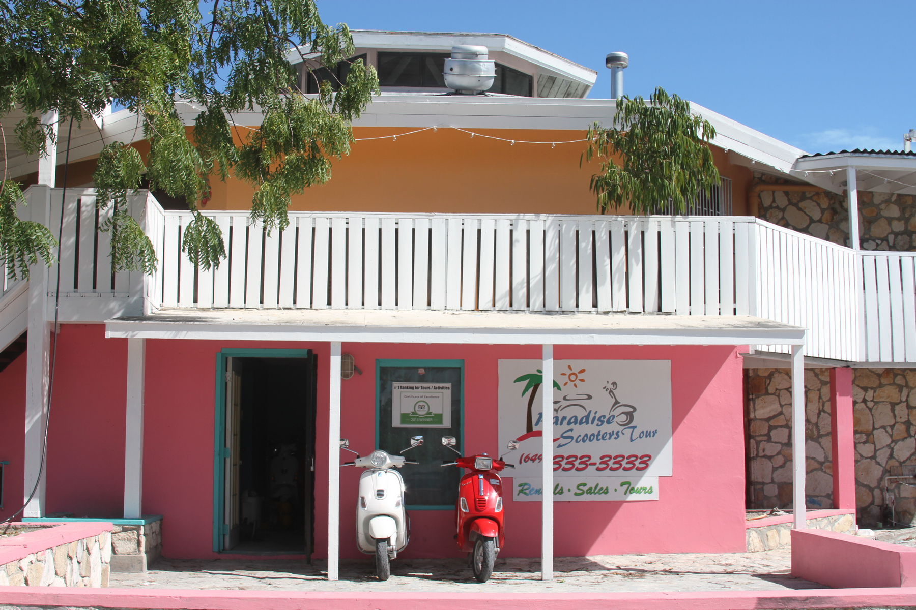 Additional photo for property listing at Paradise Scooters - BUSINESS ONLY Grace Bay, Providenciales Turks And Caicos Islands