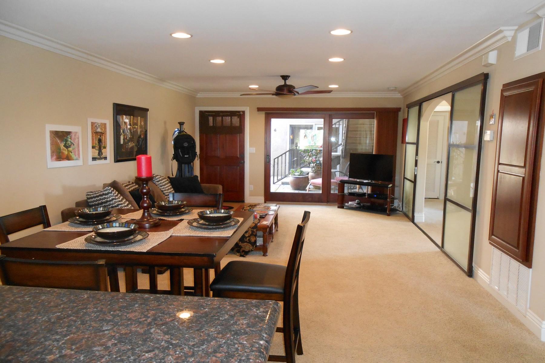 Appartement en copropriété pour l Vente à 525 Marine, #5 525 Marine 5 La Jolla, Californie, 92037 États-Unis