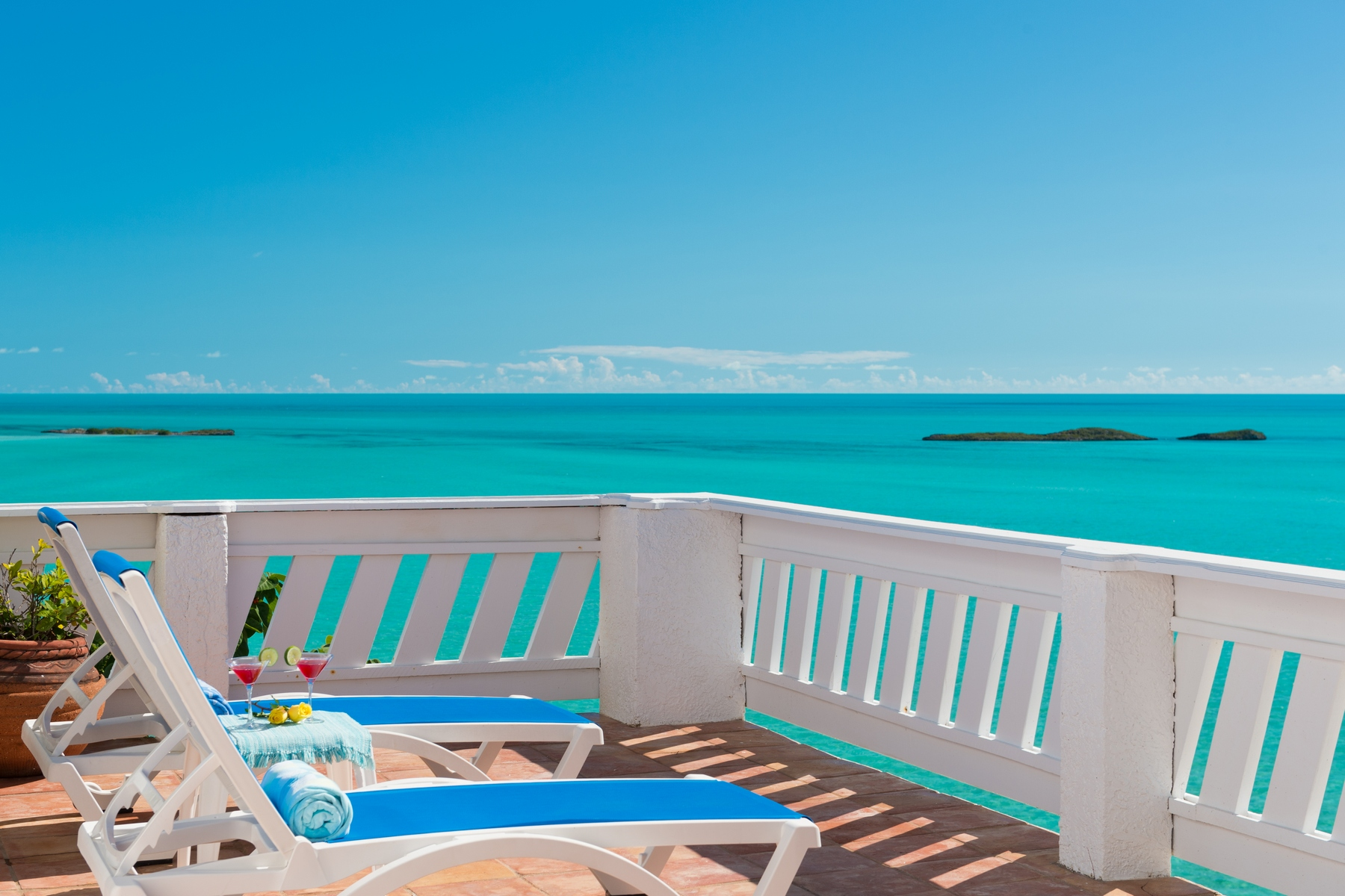 Single Family Home for Sale at Best View Villa Oceanfront Turtle Tail, TCI Turks And Caicos Islands