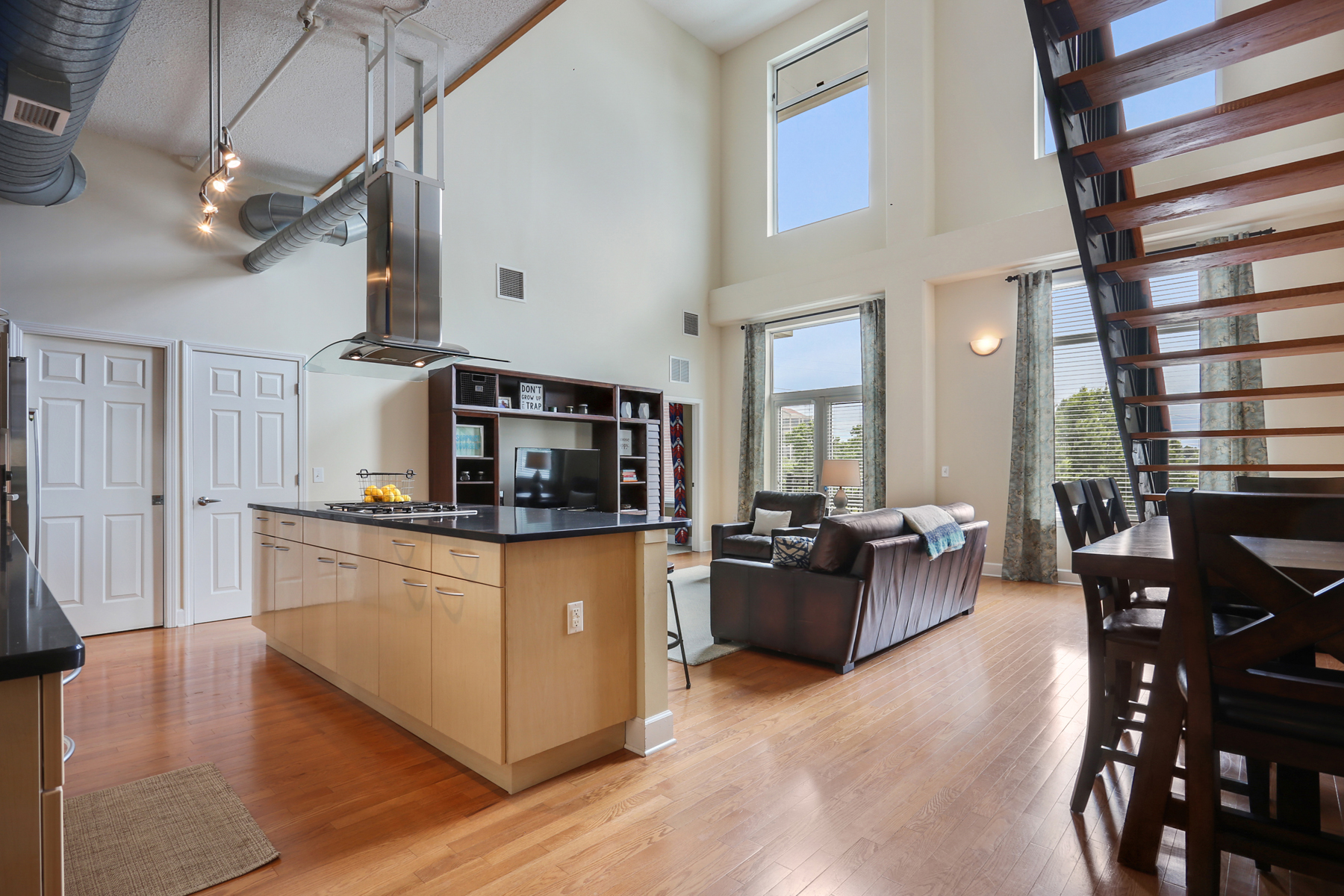 Property for Sale at Incredible Two-Story Loft Style Living 3820 Roswell Rd 503 Atlanta, Georgia 30342 United States