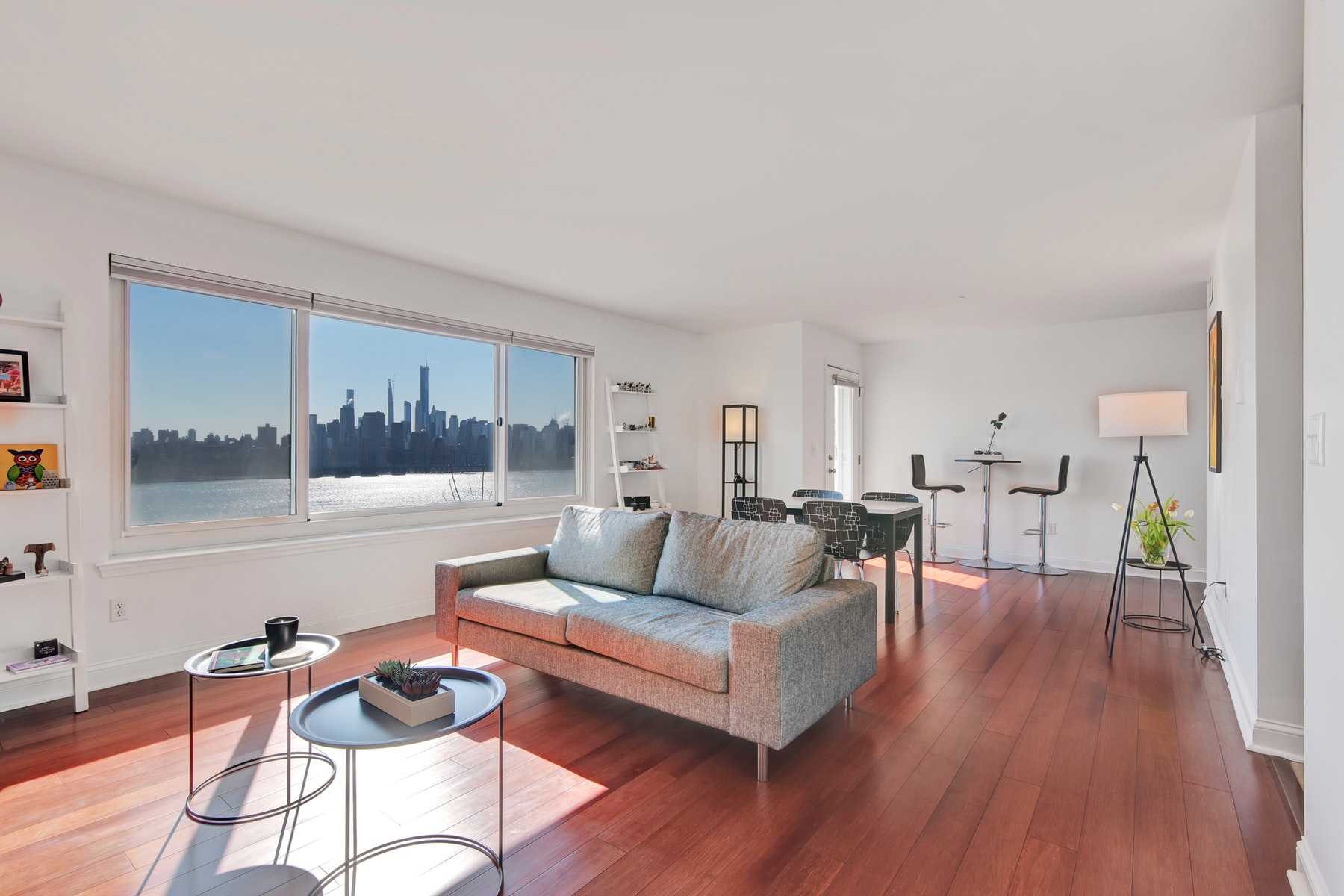 Condominiums for Sale at Two Bedroom with New York City Views 7400 Boulevard East 2A North Bergen, New Jersey 07047 United States