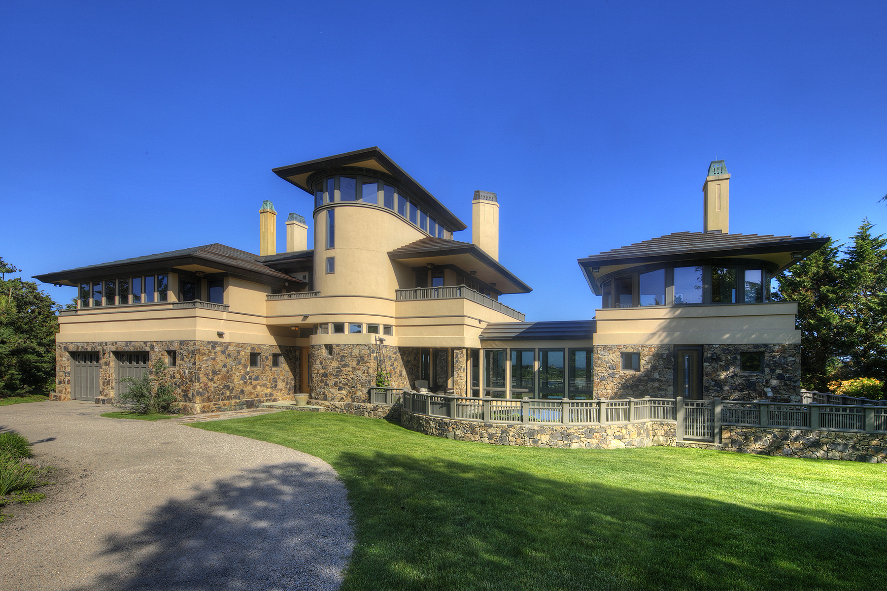 Additional photo for property listing at Stunning Newport Contemporary 20 Ocean Heights Road Newport, Rhode Island 02840 Estados Unidos